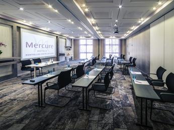 Hôtel Mercure Montpellier Centre Antigone à MONTPELLIER