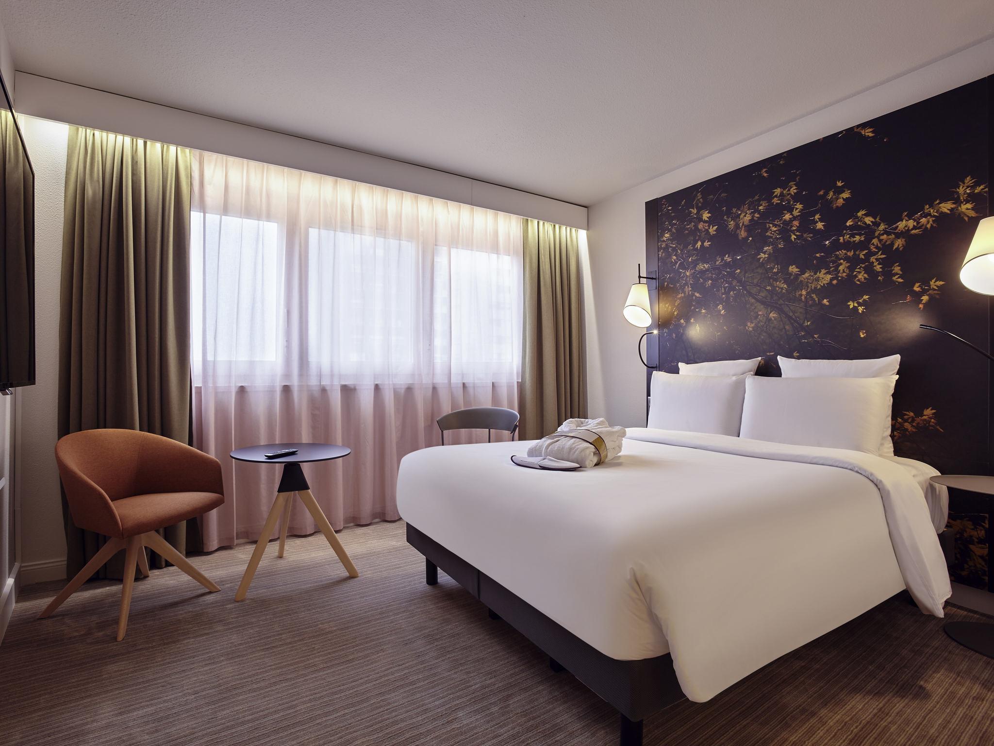 Отель — Отель Mercure Париж Ла Дефанс