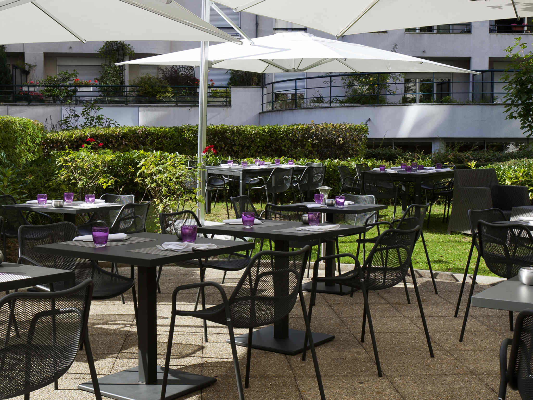酒店 – 巴黎南沙伦顿门诺富特酒店