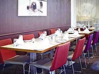Restaurant - Novotel Londres Aéroport Heathrow