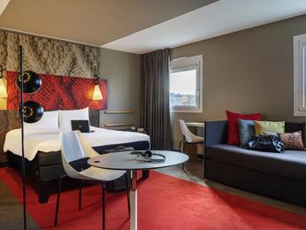 宜必思巴黎南泰尔酒店