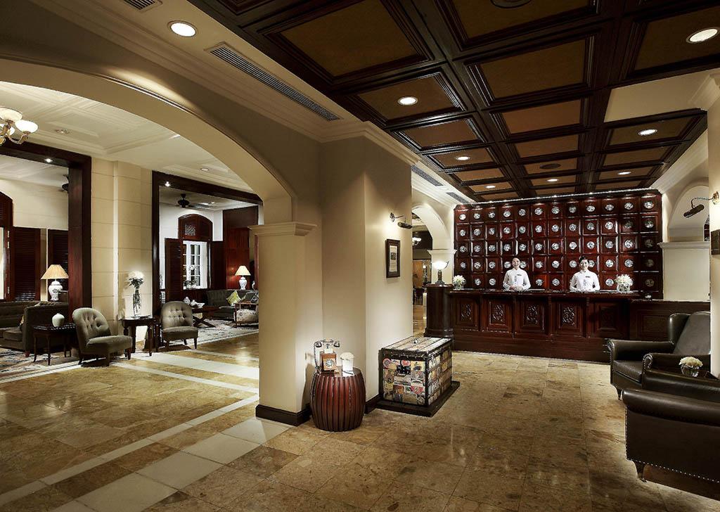 Luxury hotel hanoi sofitel legend metropole hanoi for Design hotel vietnam