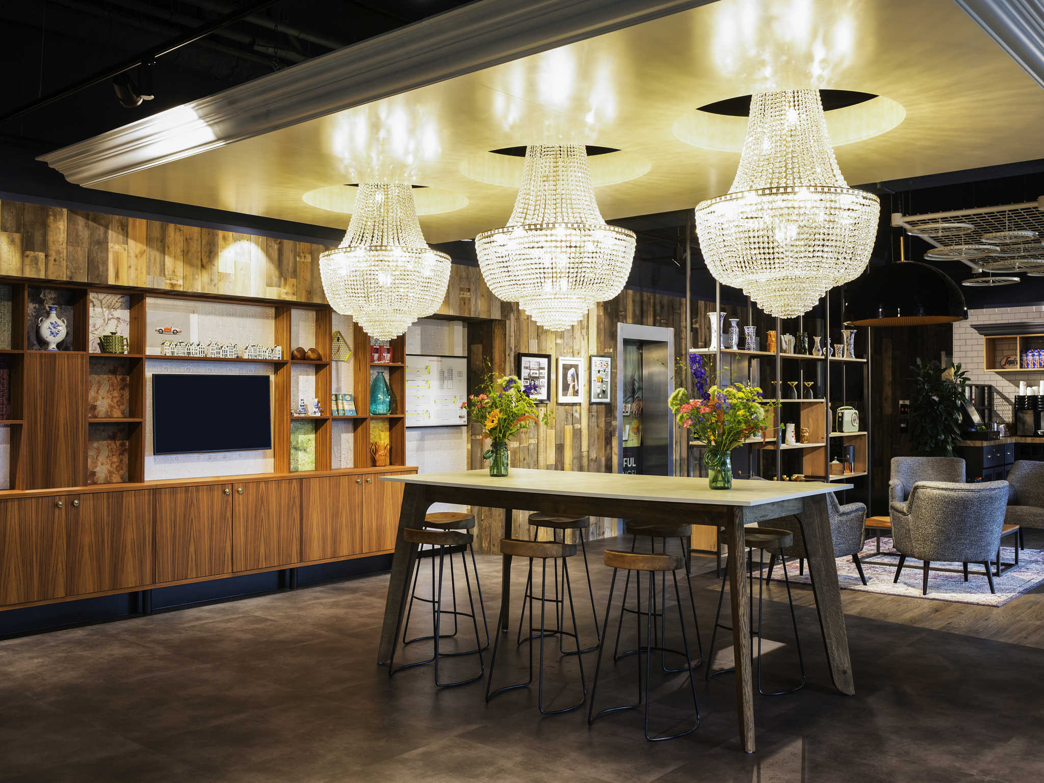 Hotell – ibis Amsterdam Centre