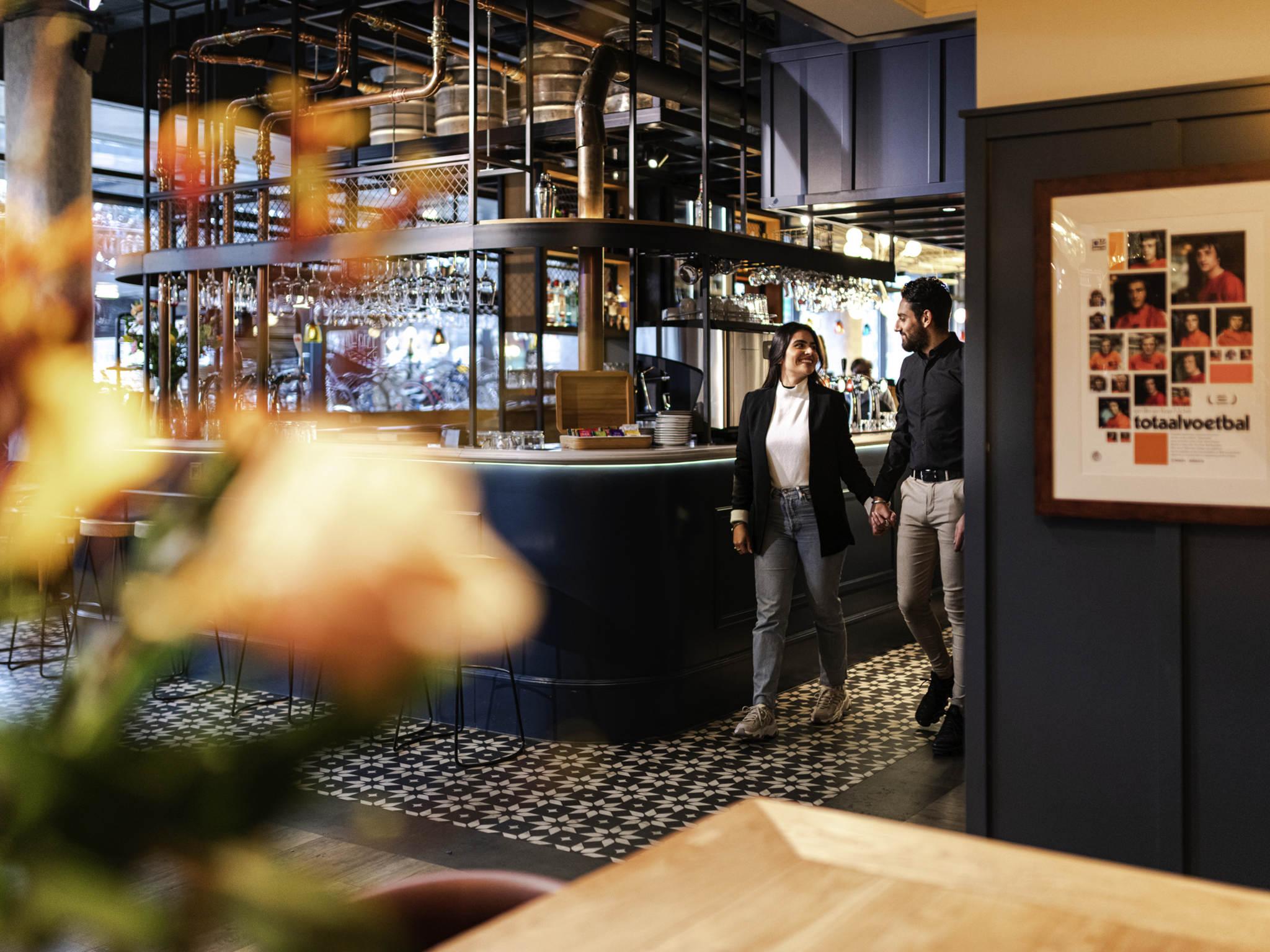 โรงแรม – ไอบิส อัมสเตอร์ดัม เซ็นเตอร์