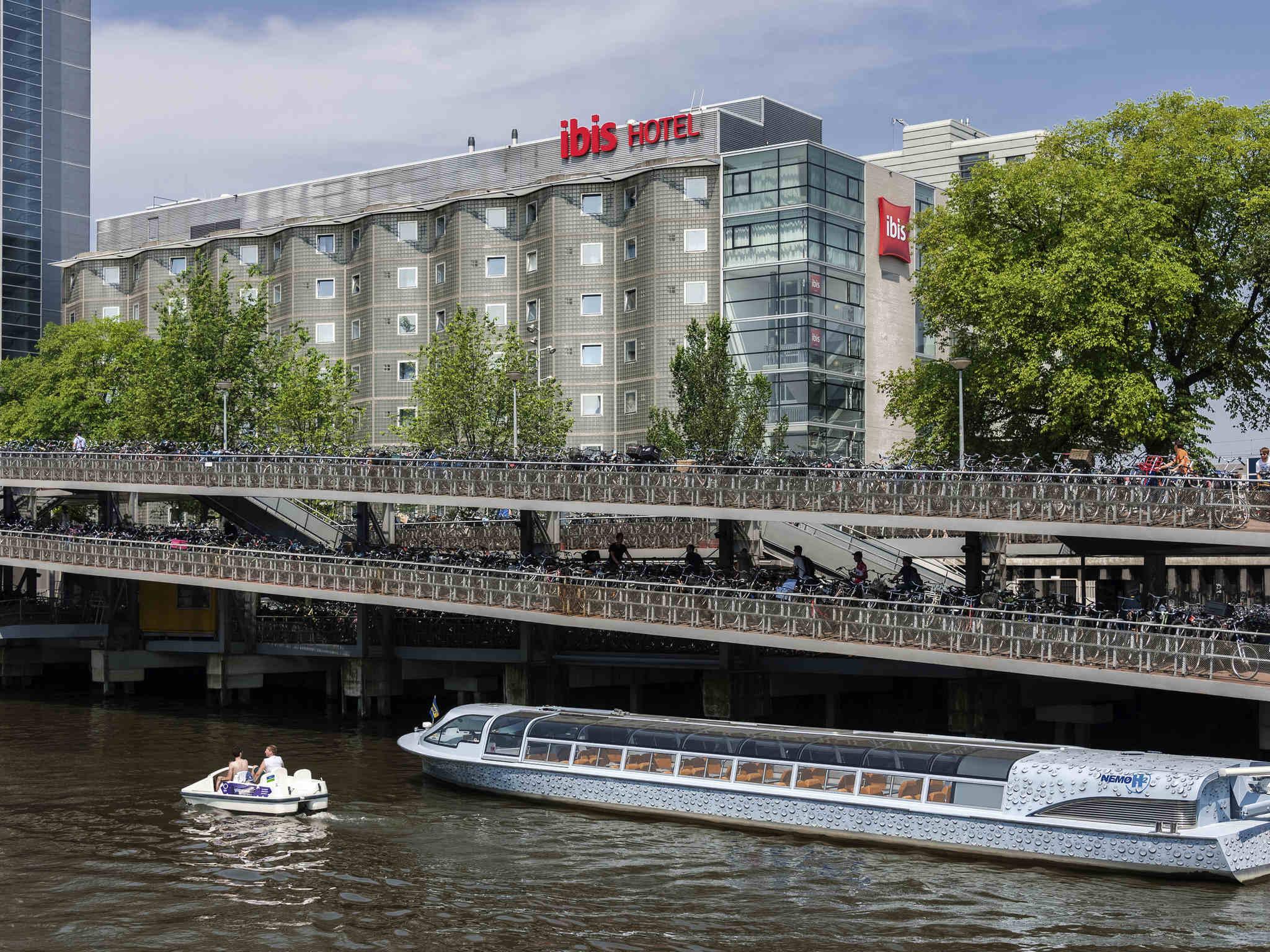 Hotel Ibis Amsterdam Centre Stopera Amsterdam Pays Bas