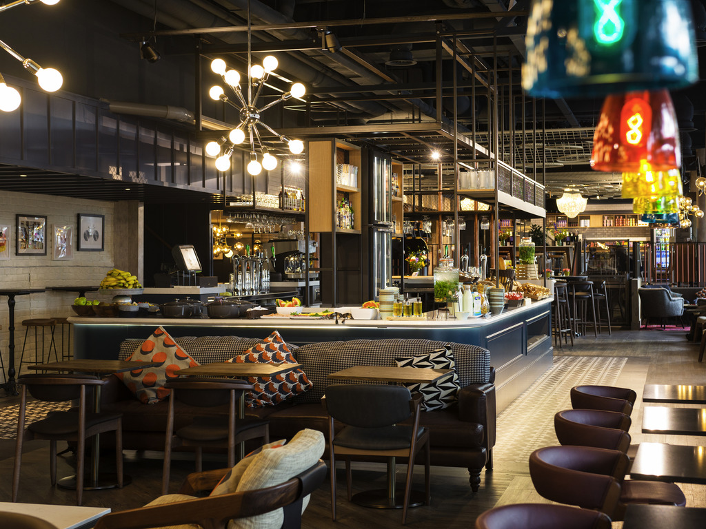 Lost in amsterdam bar