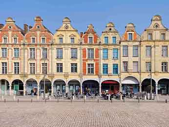 Destinasi - Hôtel Mercure Arras Centre Gare