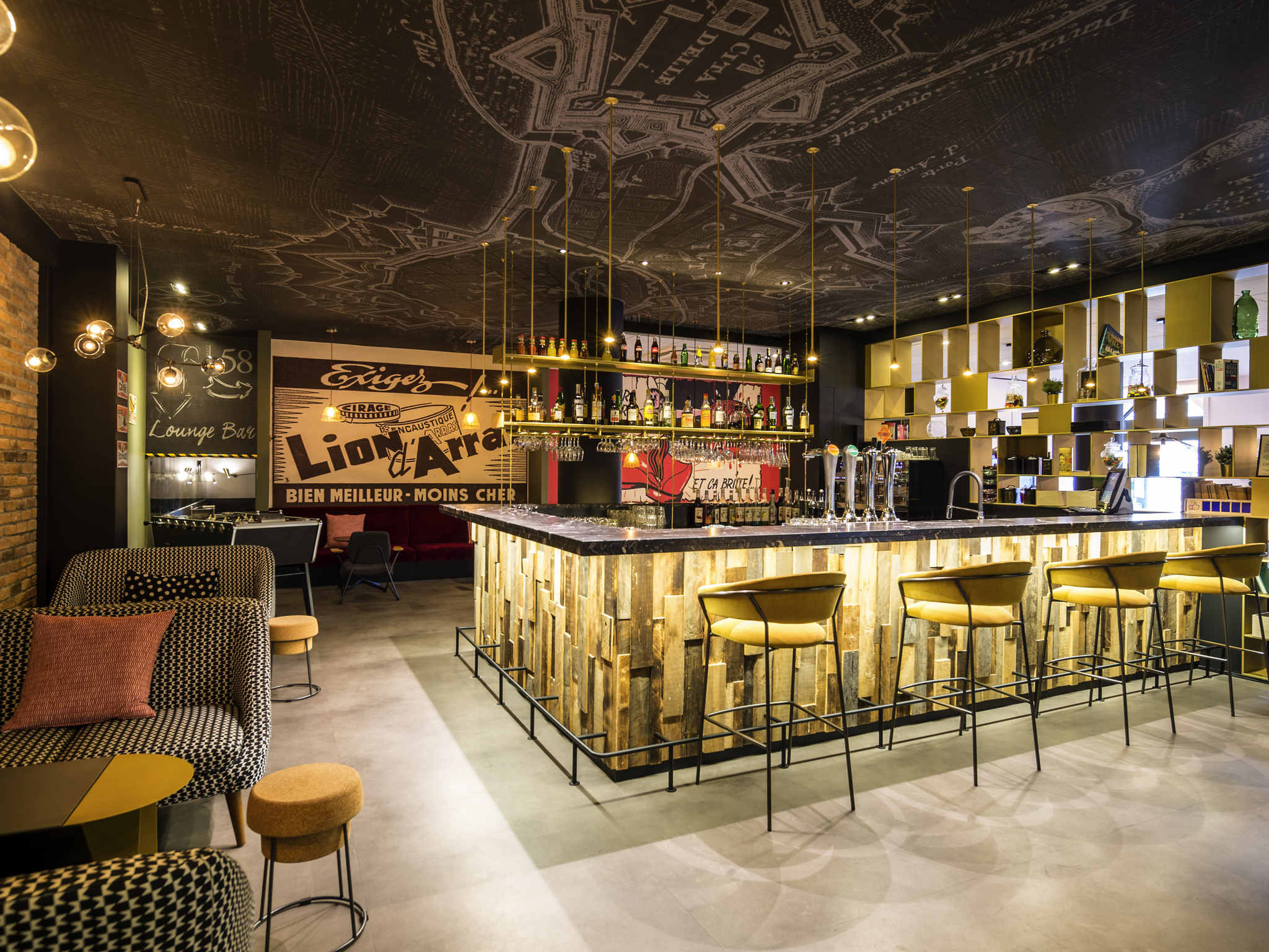 Hotel – Albergo Mercure Arras Centre Gare