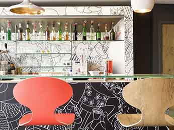 Bar - ibis Bordeaux Centre Gare Saint Jean