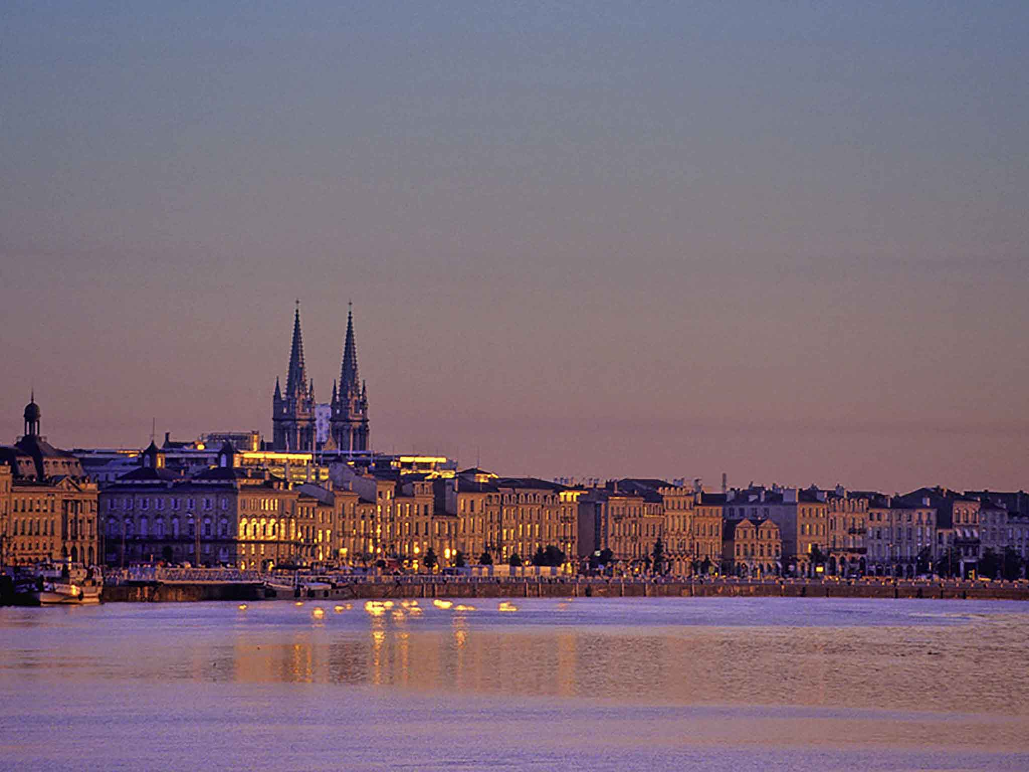 Hotel In Bordeaux
