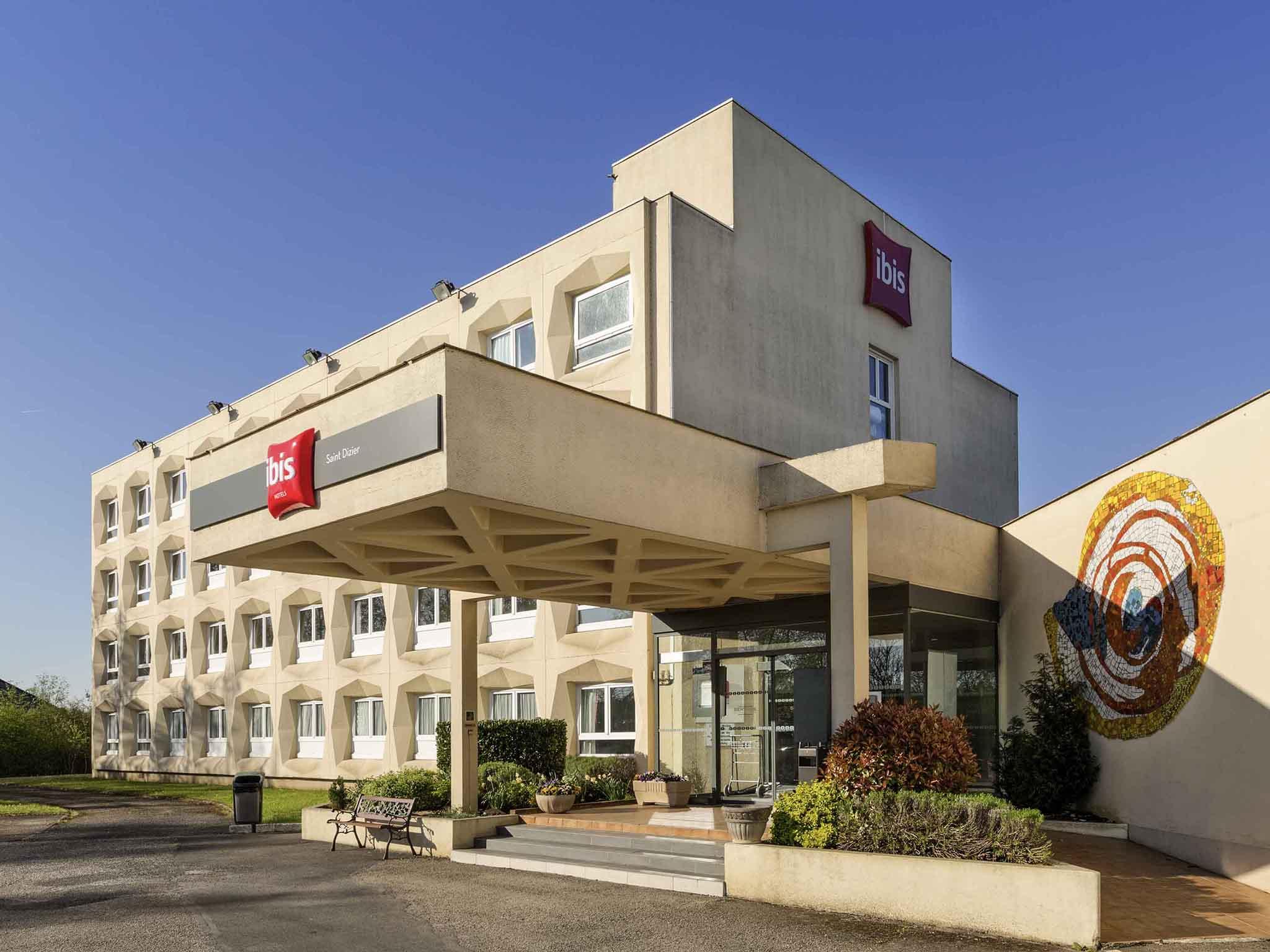 ホテル – ibis Saint-Dizier