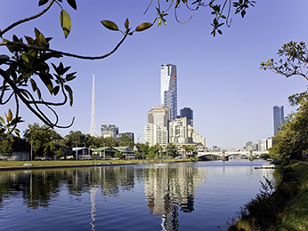 Destinasi - ibis Melbourne Hotel and Apartments