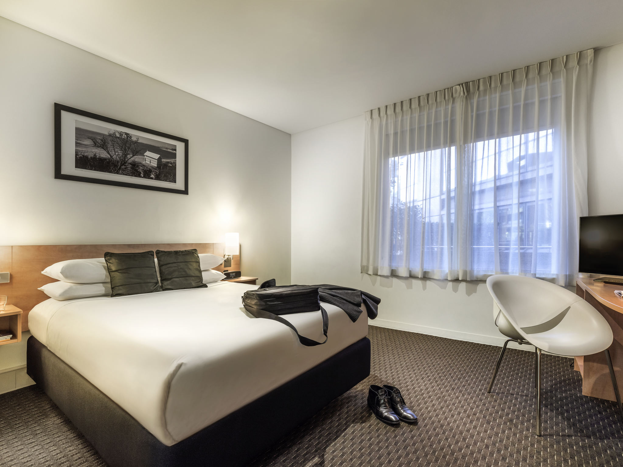 Hotell – ibis Melbourne Hotel and Apartments