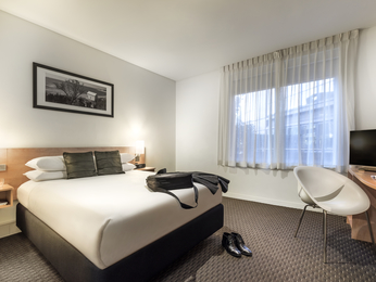 Camere - ibis Melbourne Hotel and Apartments