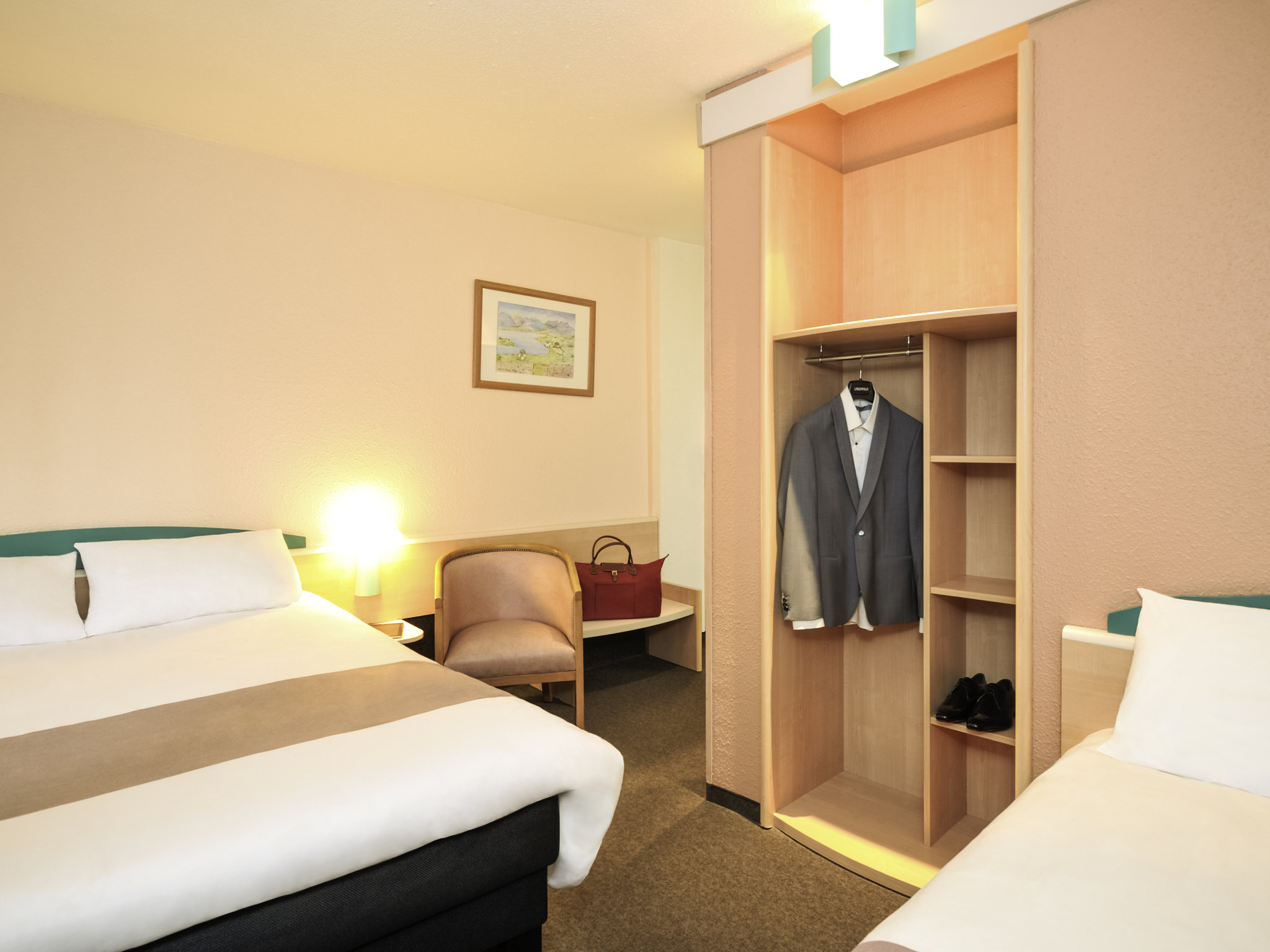 โรงแรม – ibis Arras Centre Les Places