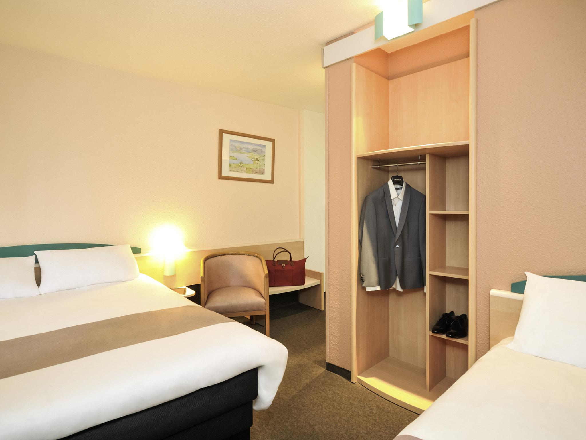 酒店 – 宜必思阿拉斯中心广场酒店