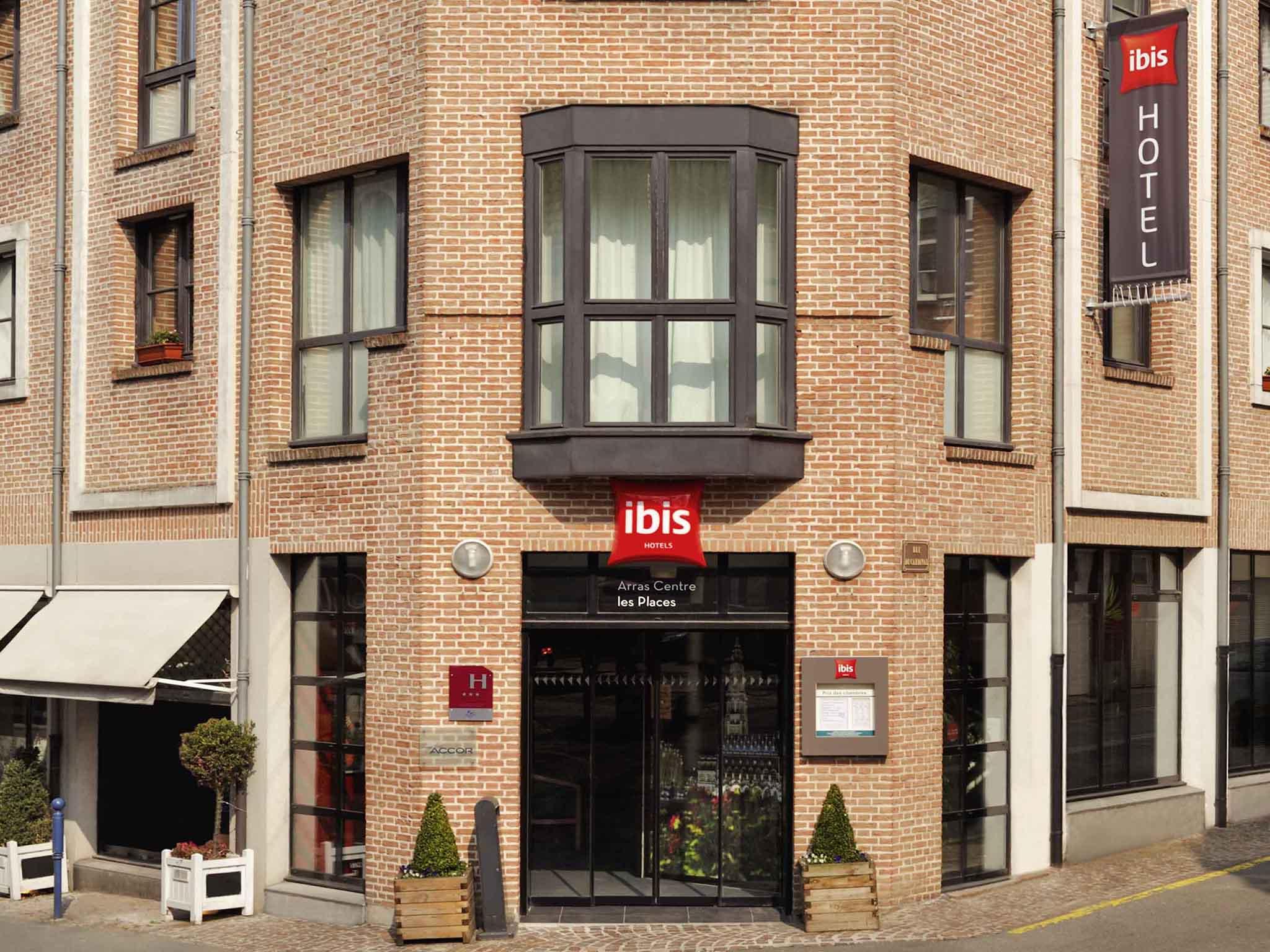 Hotel in arras ibis arras centre les places