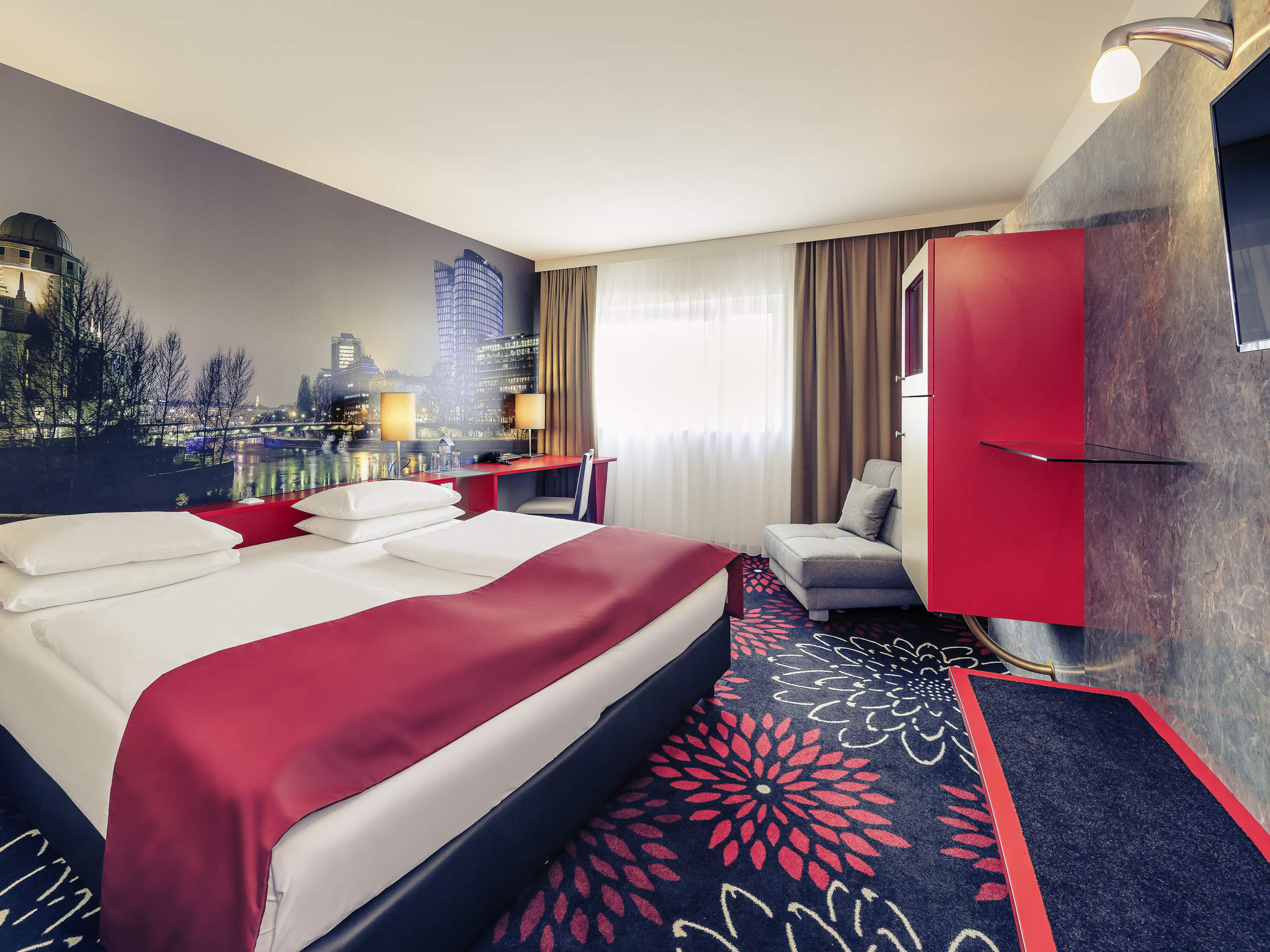 Hotel – Hotel Mercure Wien City