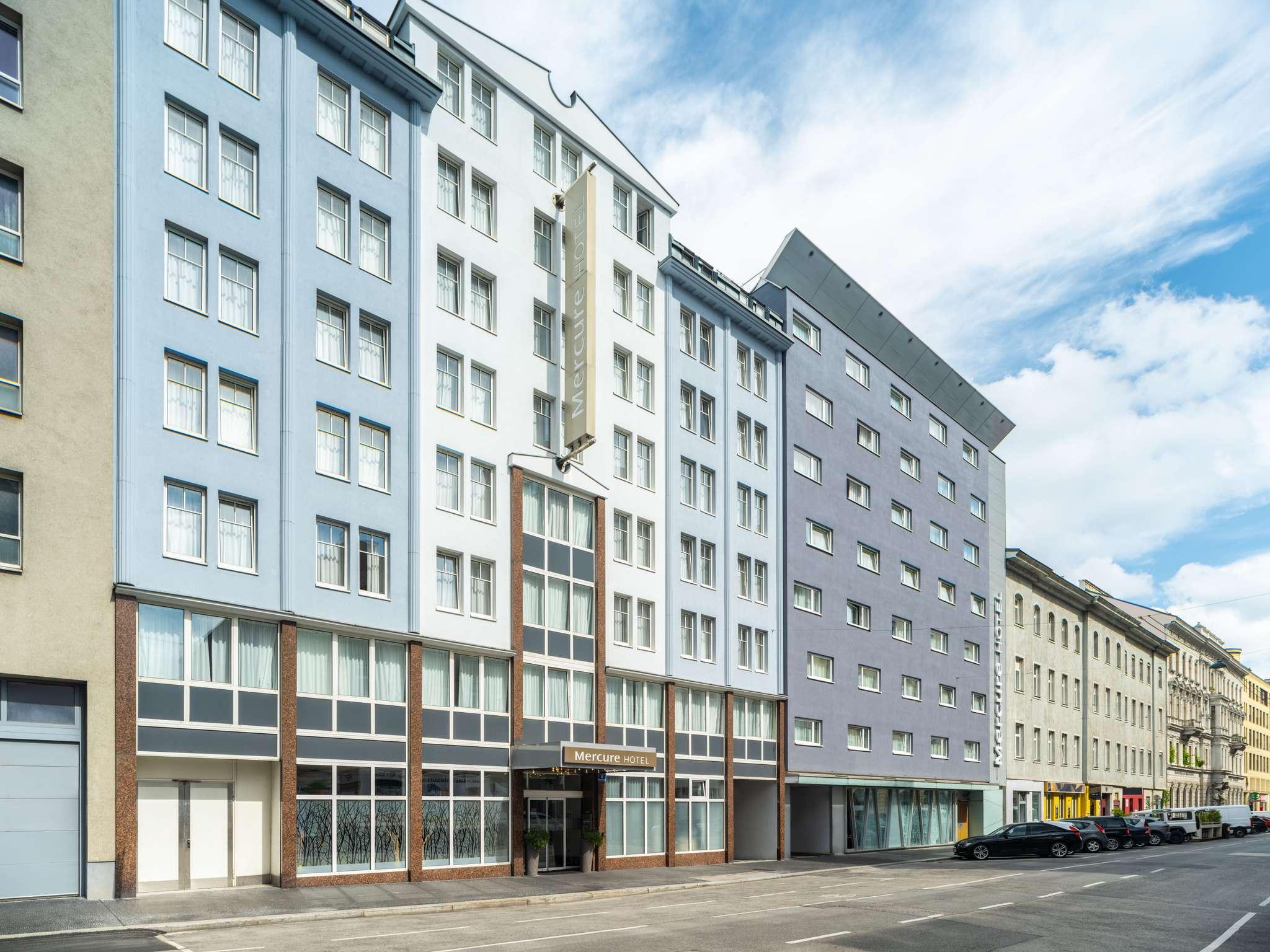 Otel – Hotel Mercure Wien City