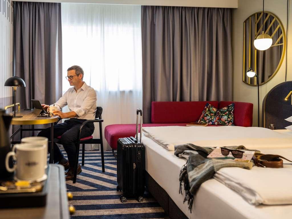 Hotel in vienna hotel mercure wien city - Kamer met bad ...