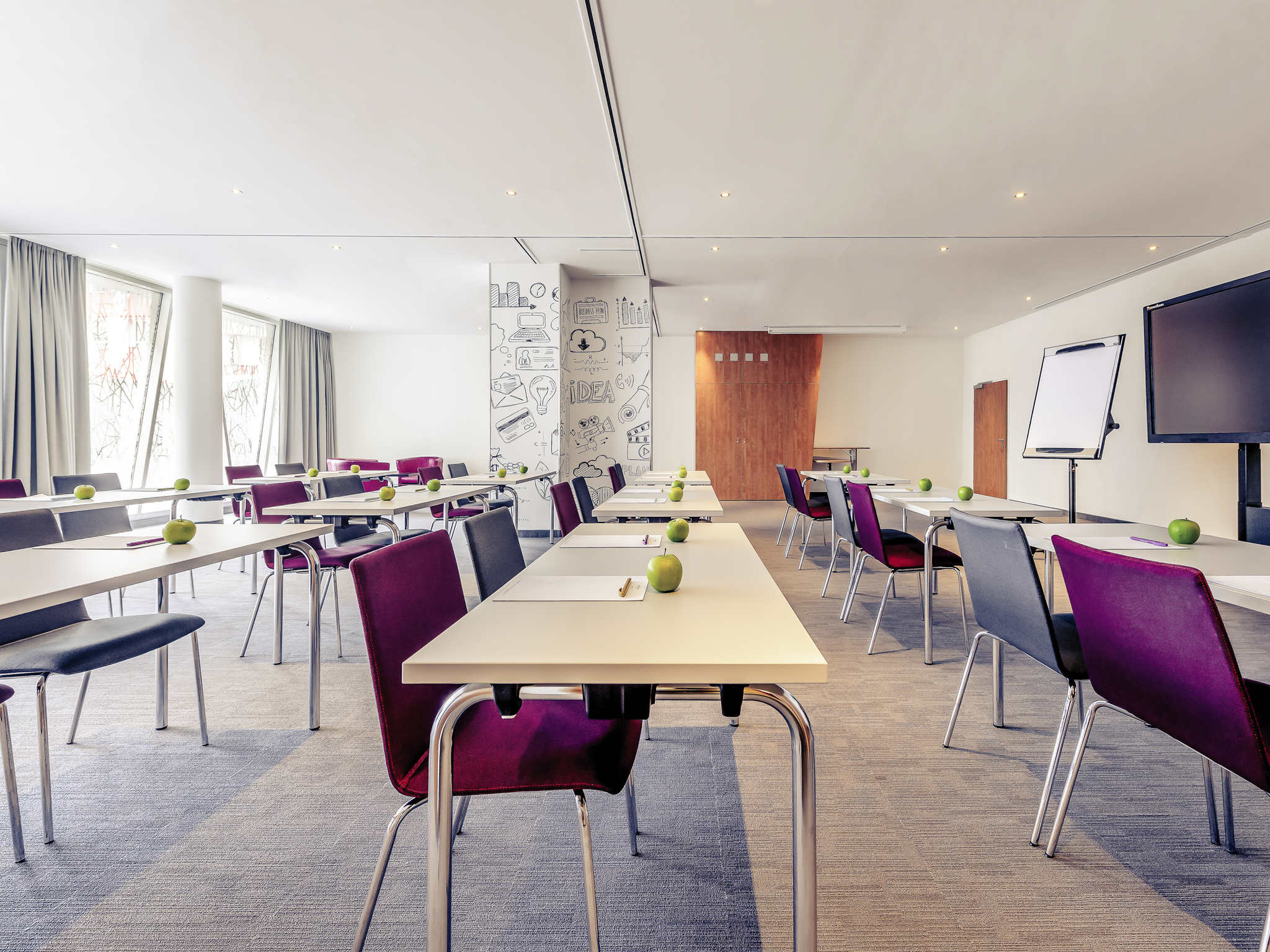 Meeting and event spaces at hilton austria hotels vienna and -  Meetings And Events Hotel Mercure Wien City
