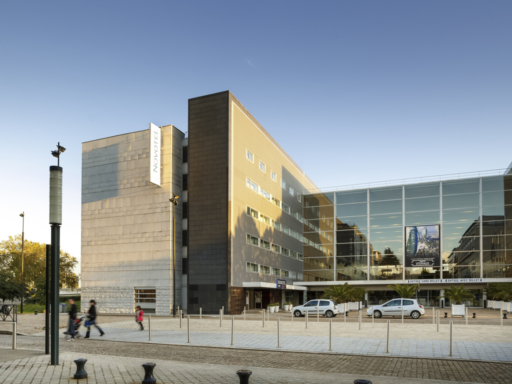 Hotel nantes novotel nantes centre gare for Boutique hotel nantes