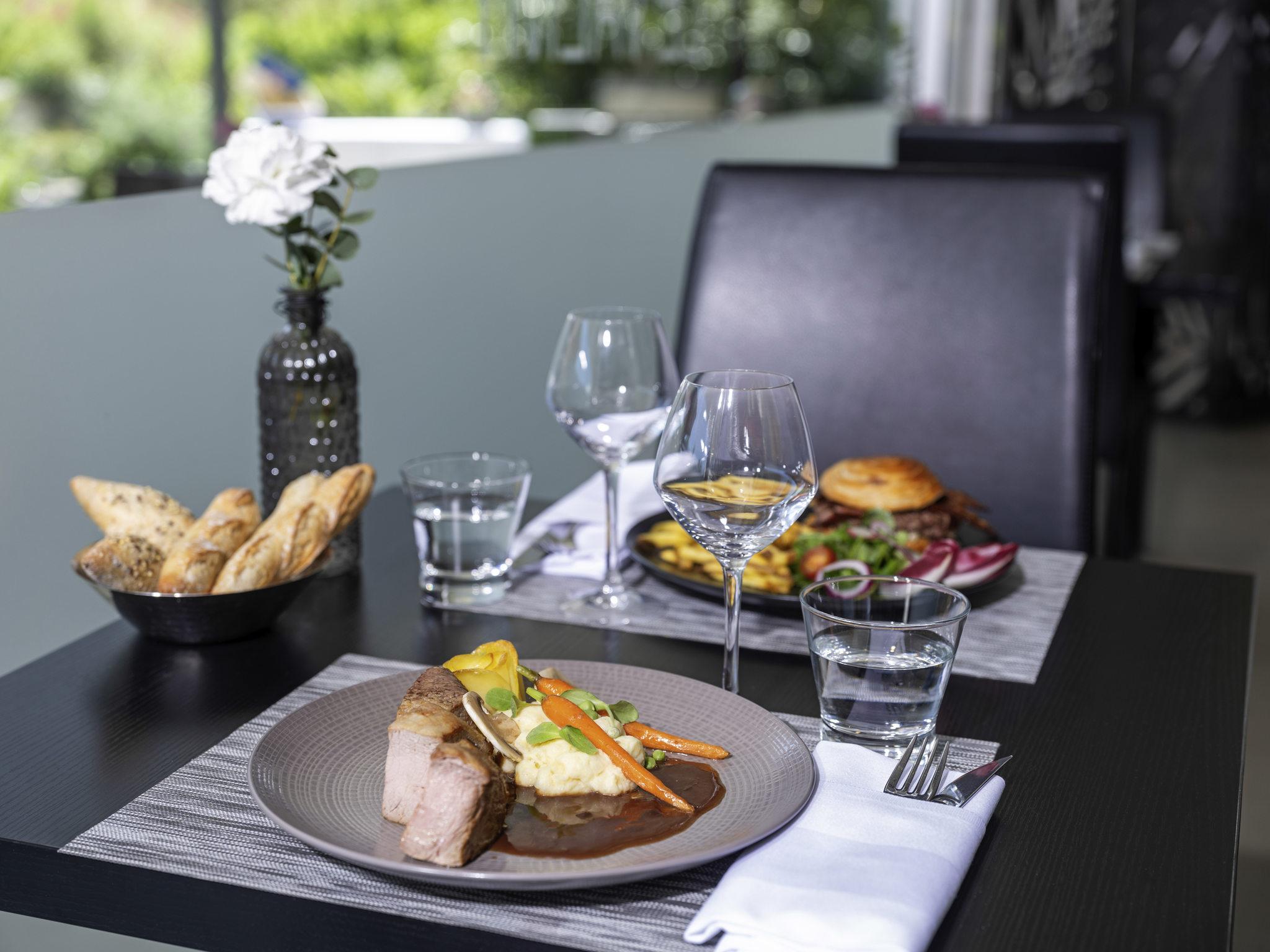 Hotel in nantes novotel nantes centre gare for Stage cuisine nantes
