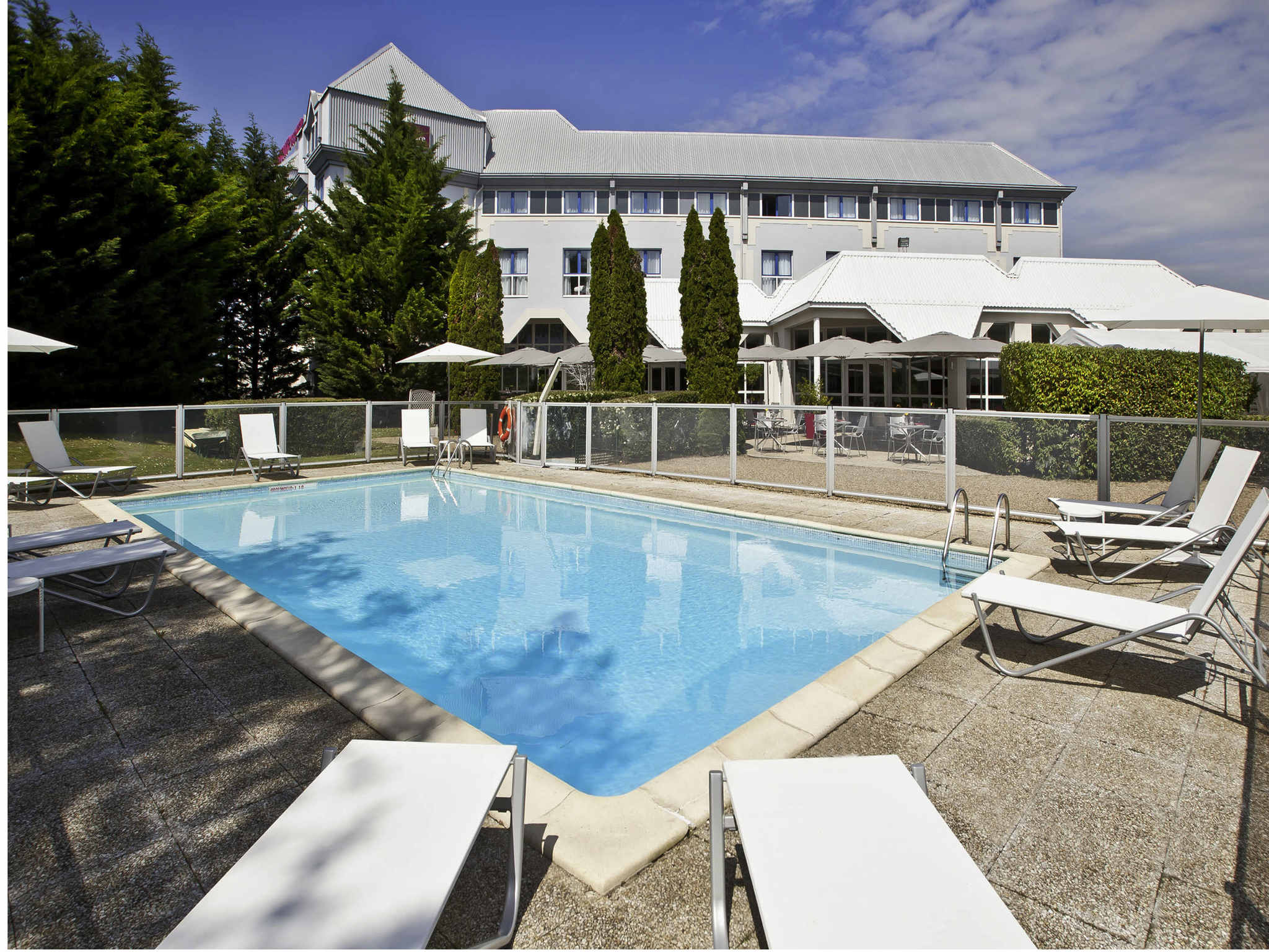 호텔 – Hôtel Mercure Tours Nord
