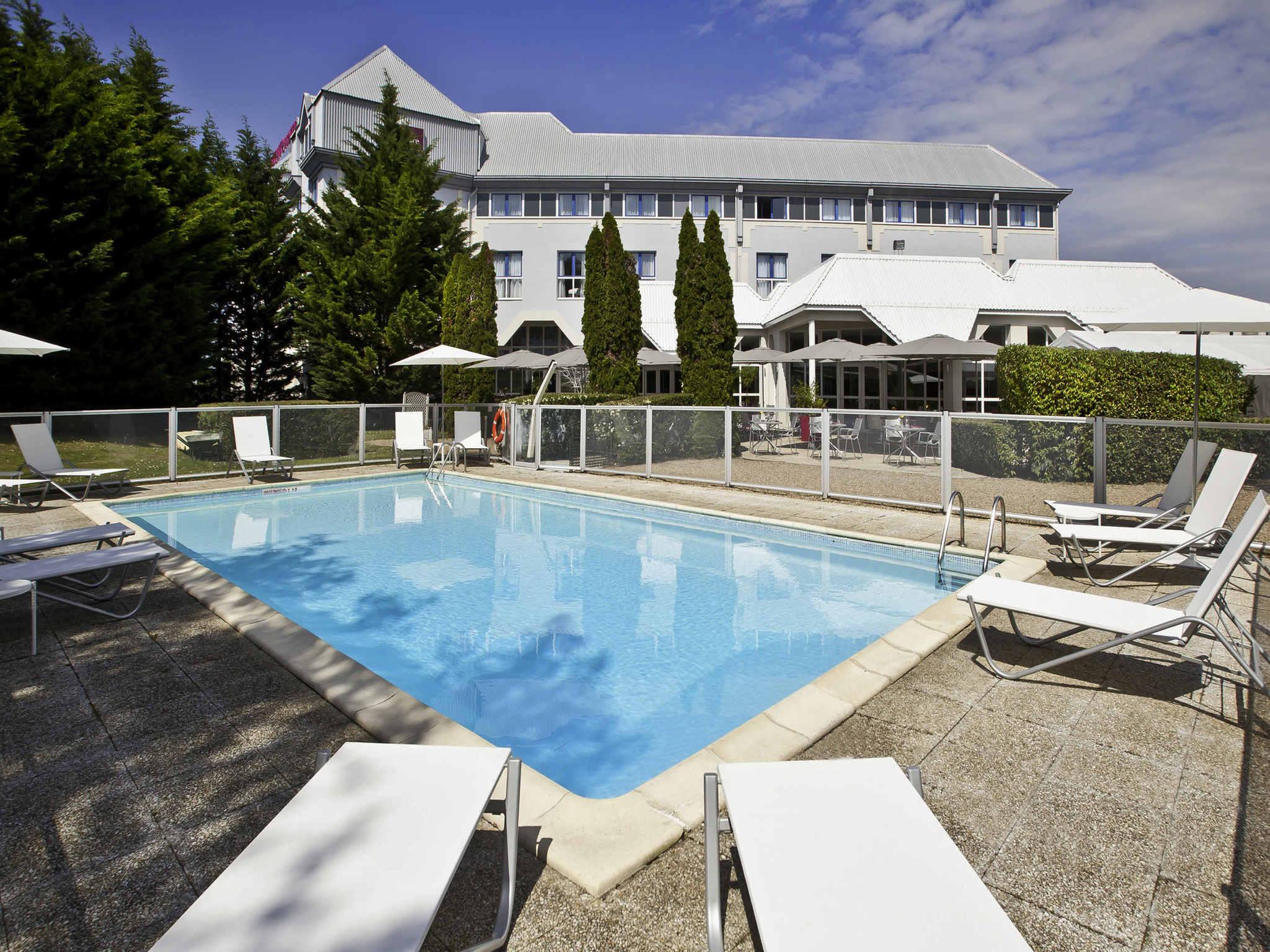 ホテル – メルキュールトゥールノール