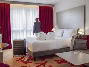 Rooms - Mercure Tours Nord Hotel