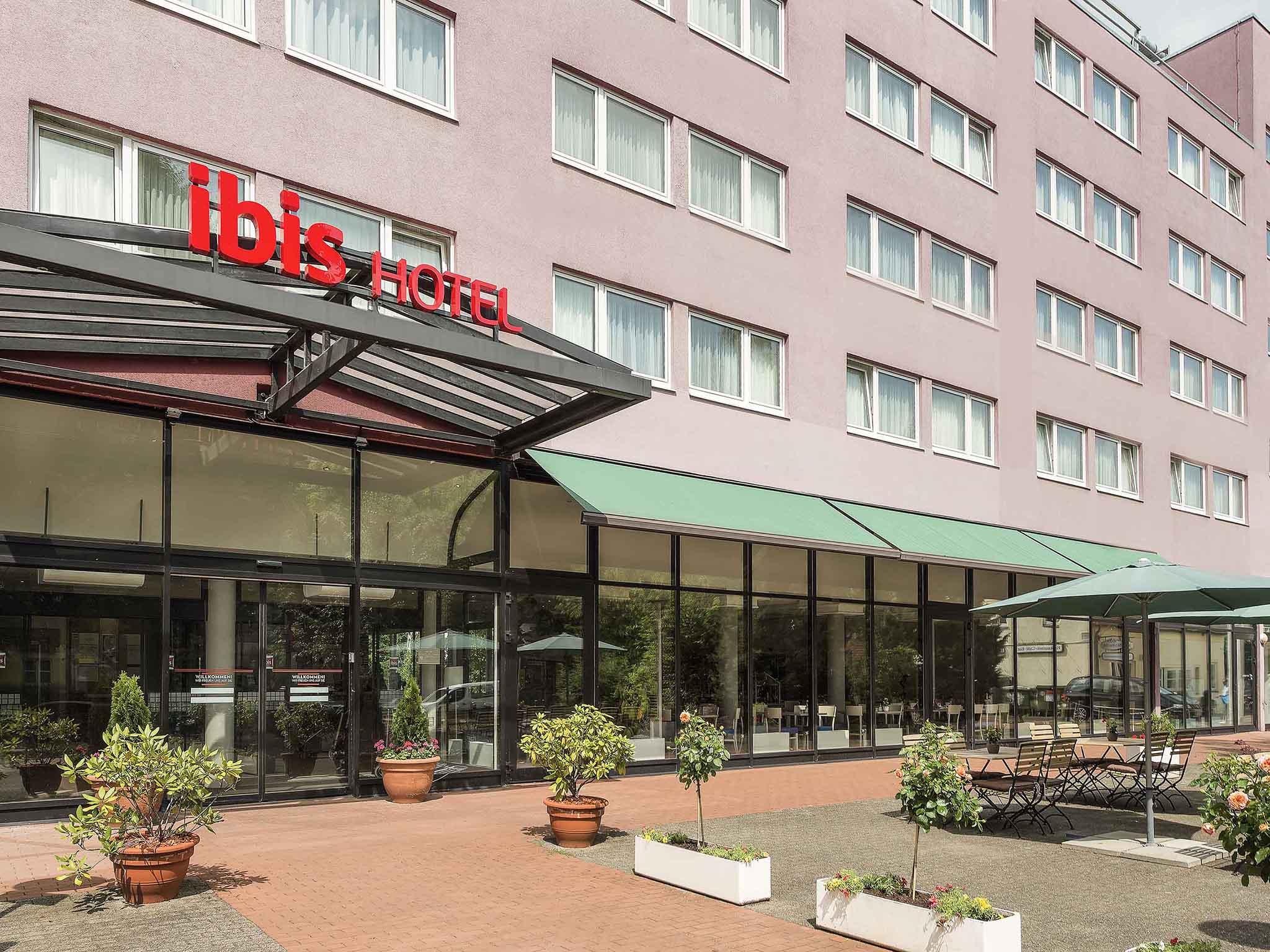 Отель — ibis Берлин Аэропорт Тегель