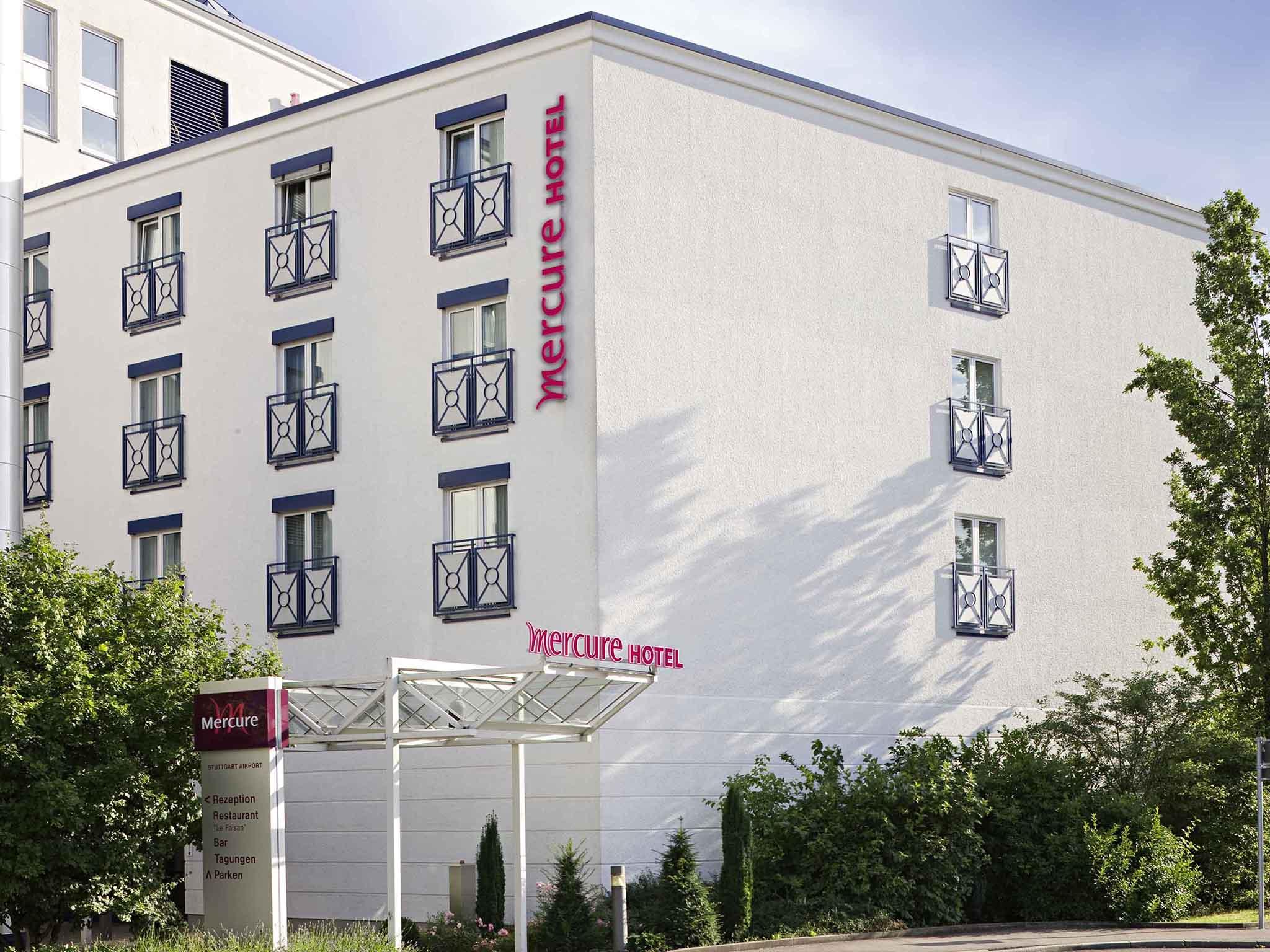 호텔 – Mercure Hotel Stuttgart Airport Messe