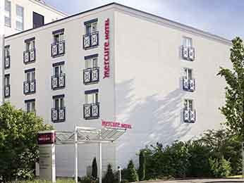 Mercure Hotel Stuttgart Airport Messe