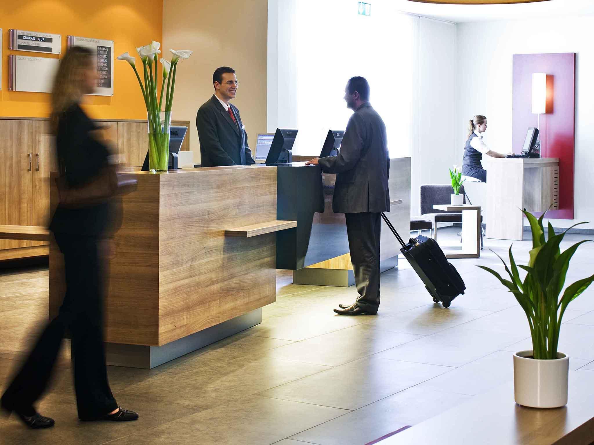 Mercure Hotel Airport Messe Stuttgart