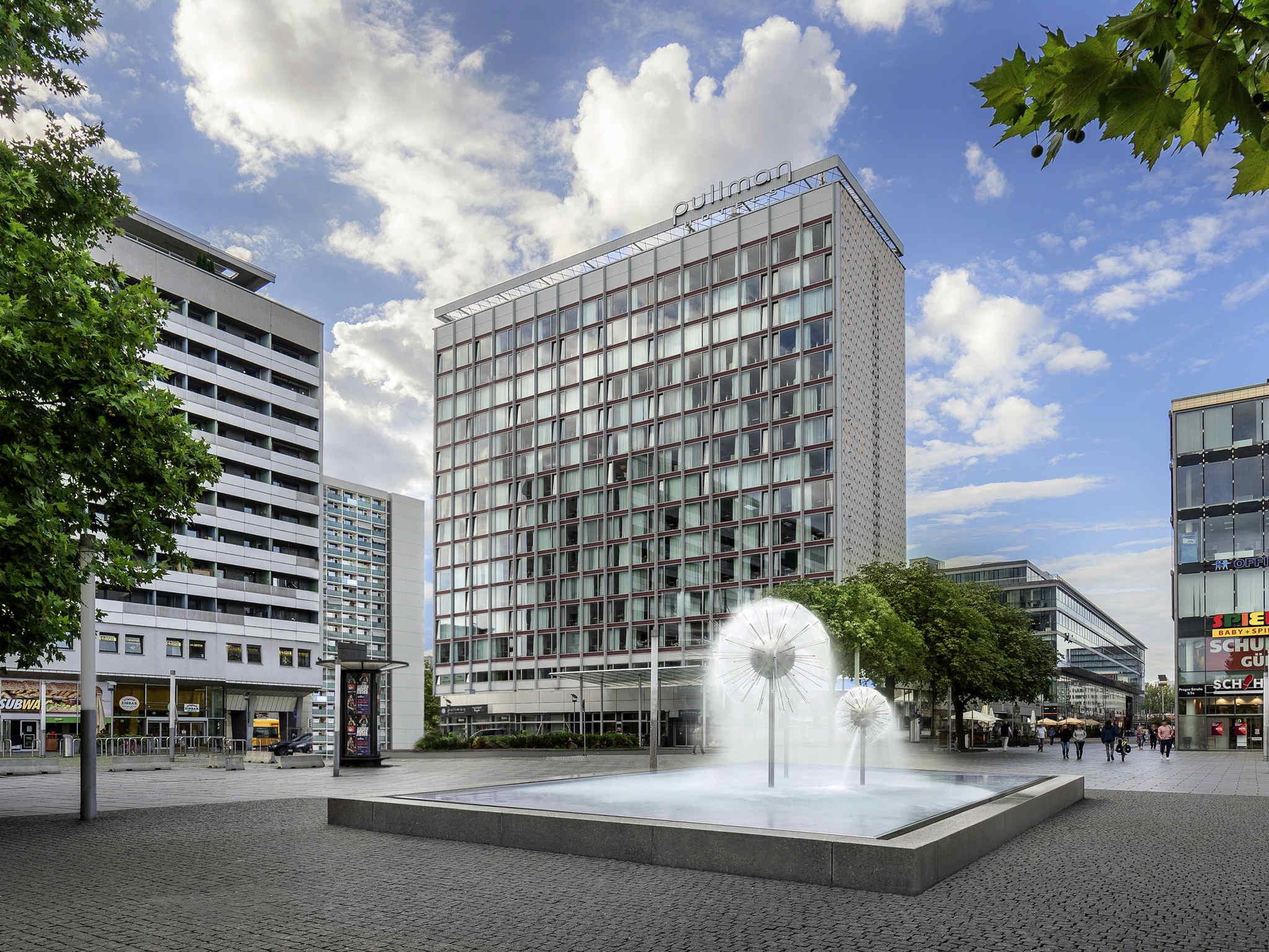 โรงแรม – Pullman Dresden Newa
