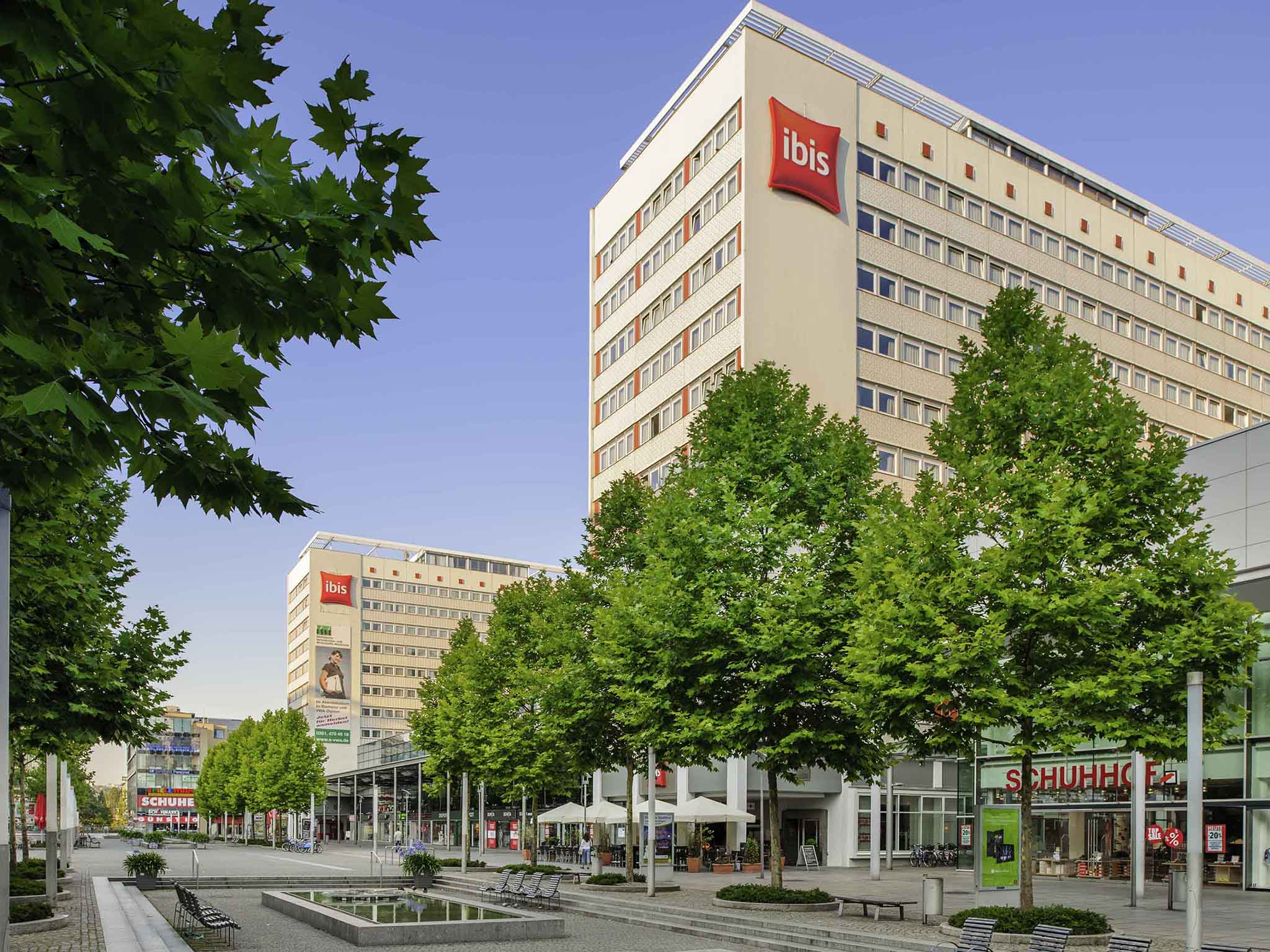 ホテル – イビスドレスデンケーニッヒシュタイン