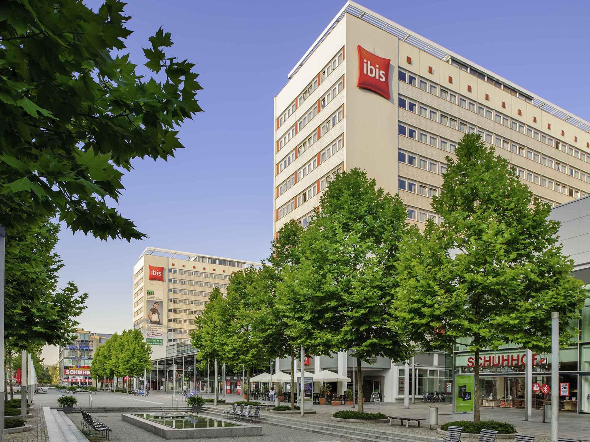Отель — ibis Дрезден Кёнигштайн