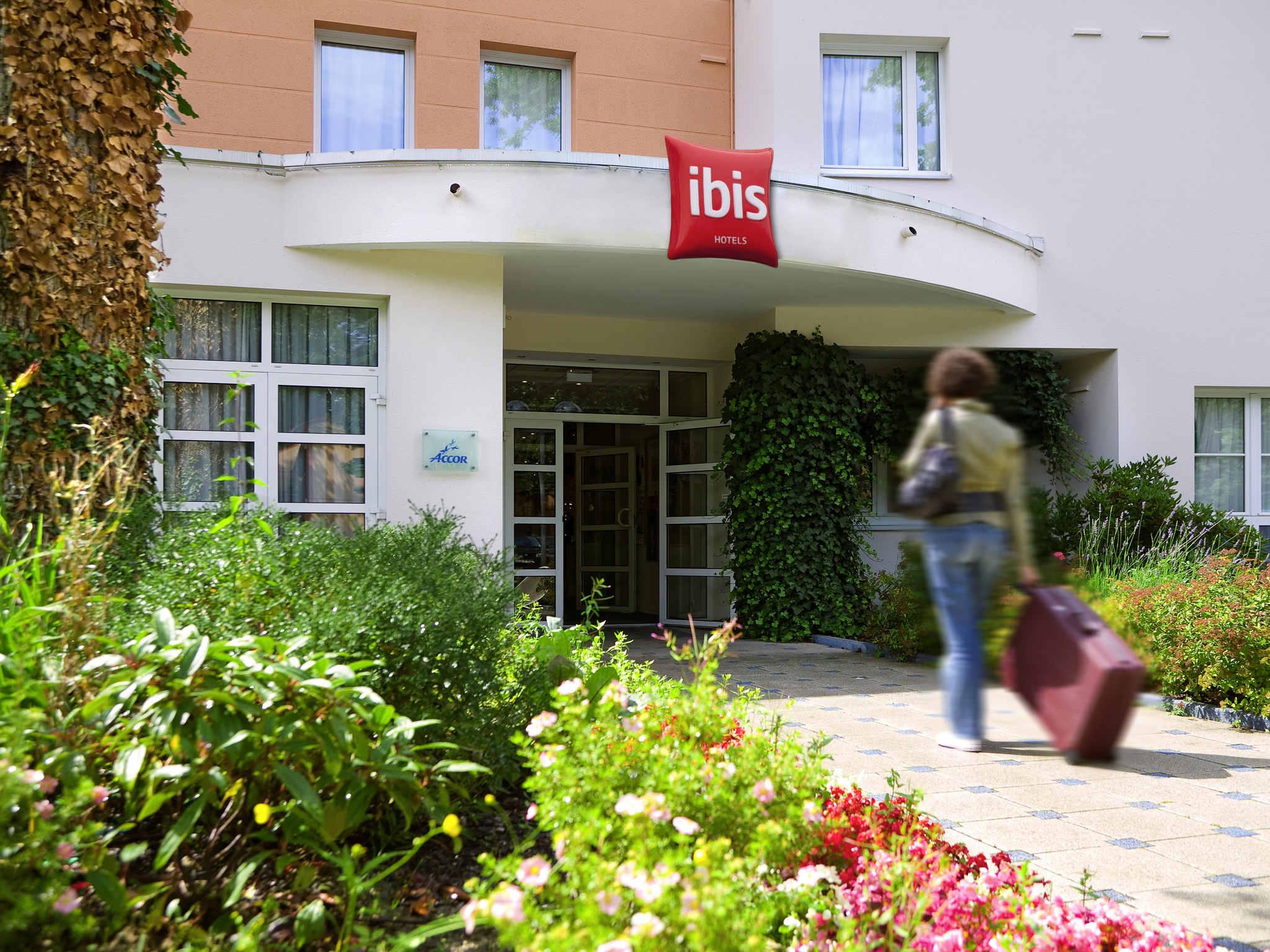 Hotell – ibis Nancy Brabois