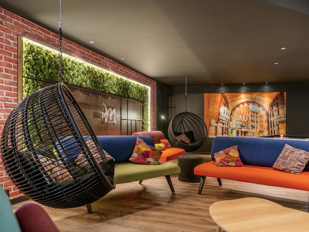 Mercure Toulouse Centre Compans hotel