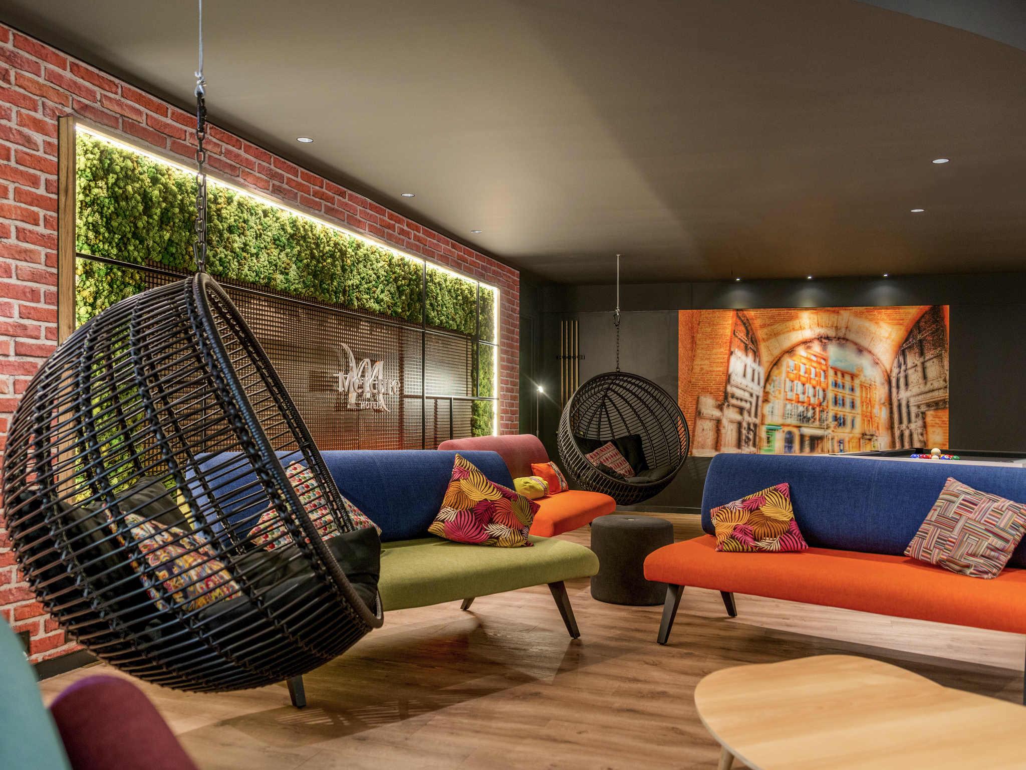 โรงแรม – Hôtel Mercure Toulouse Centre Compans