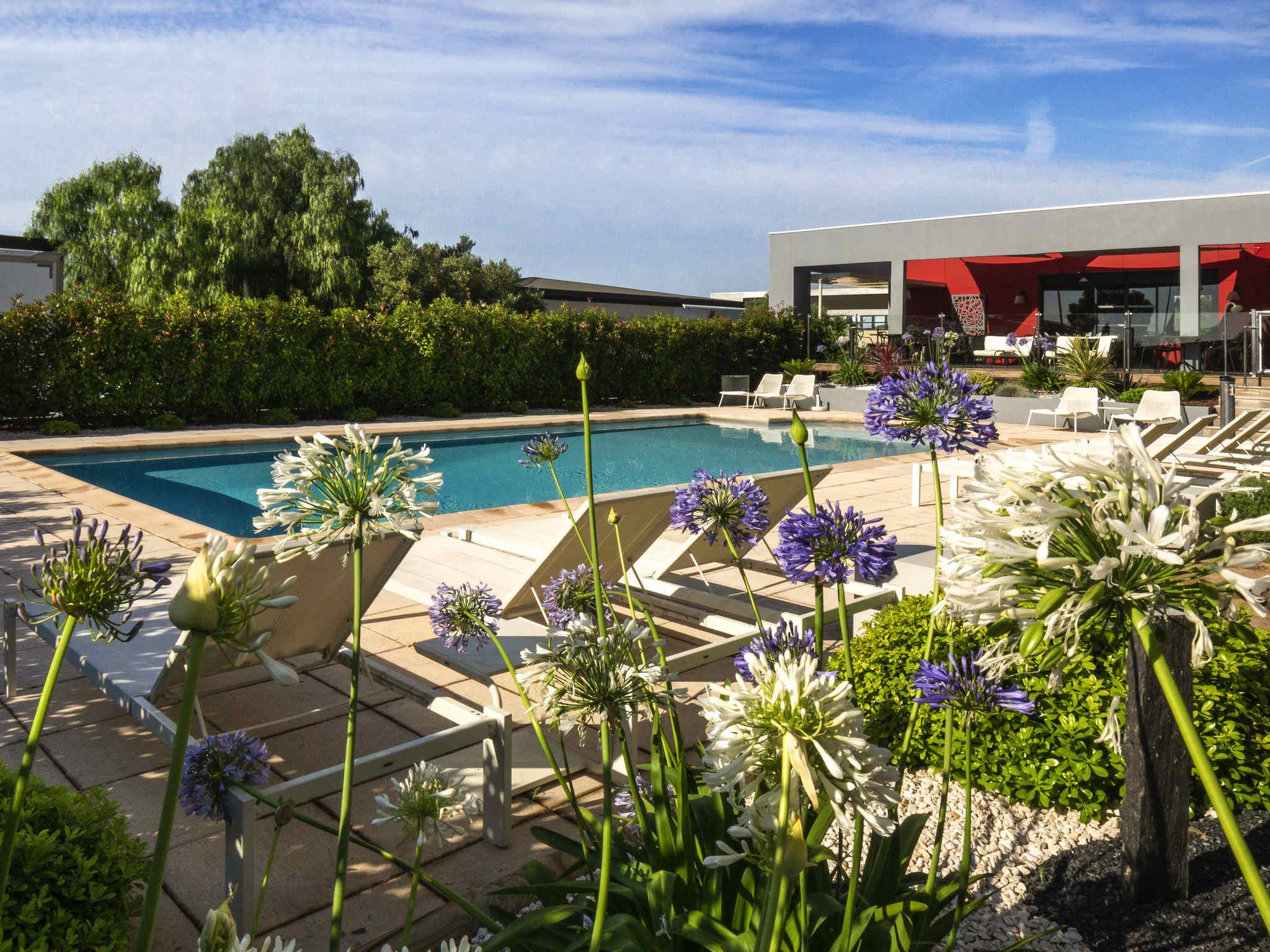 호텔 – ibis Toulon La Valette