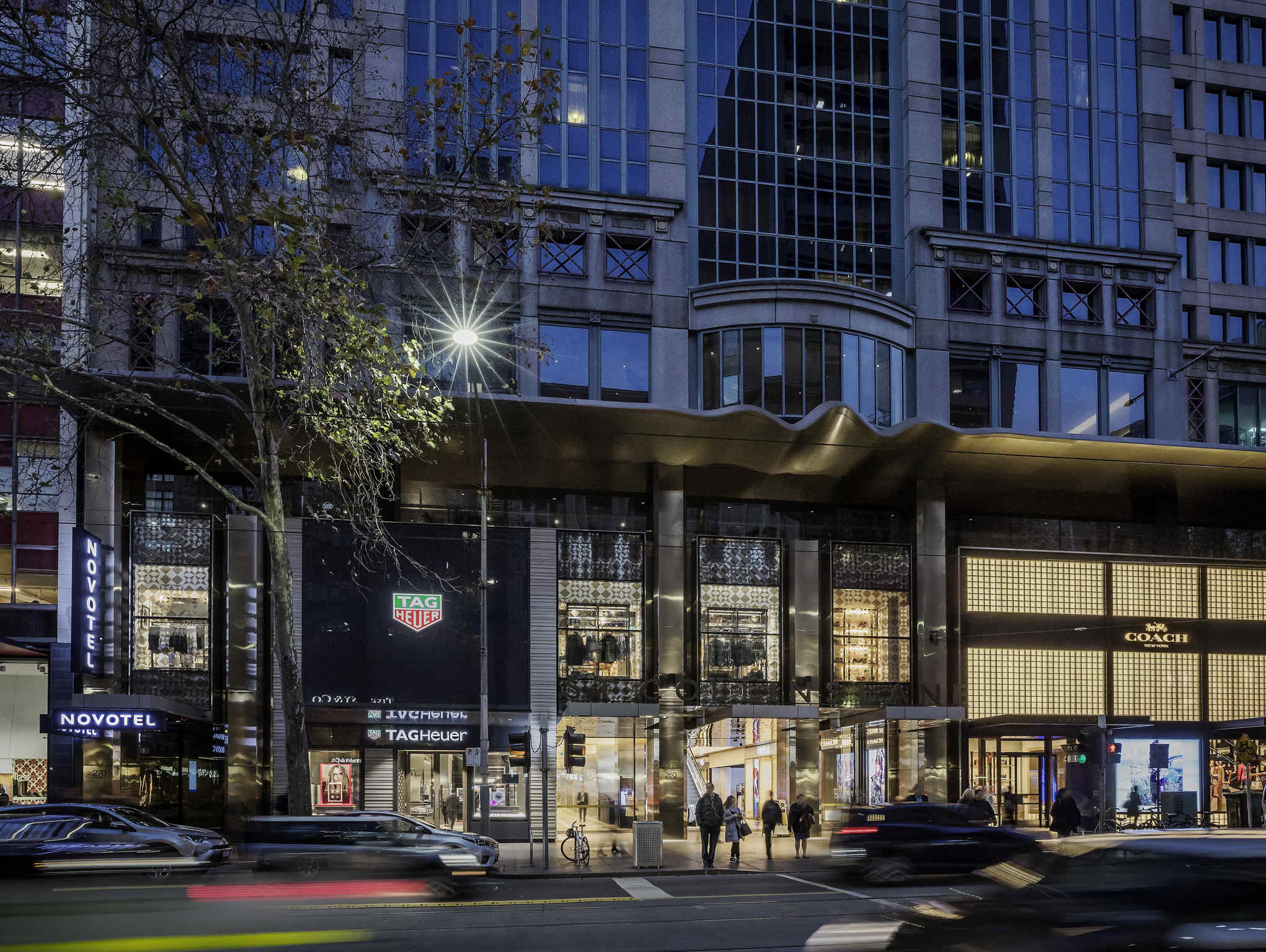 Hotel Novotel Melbourne On Collins