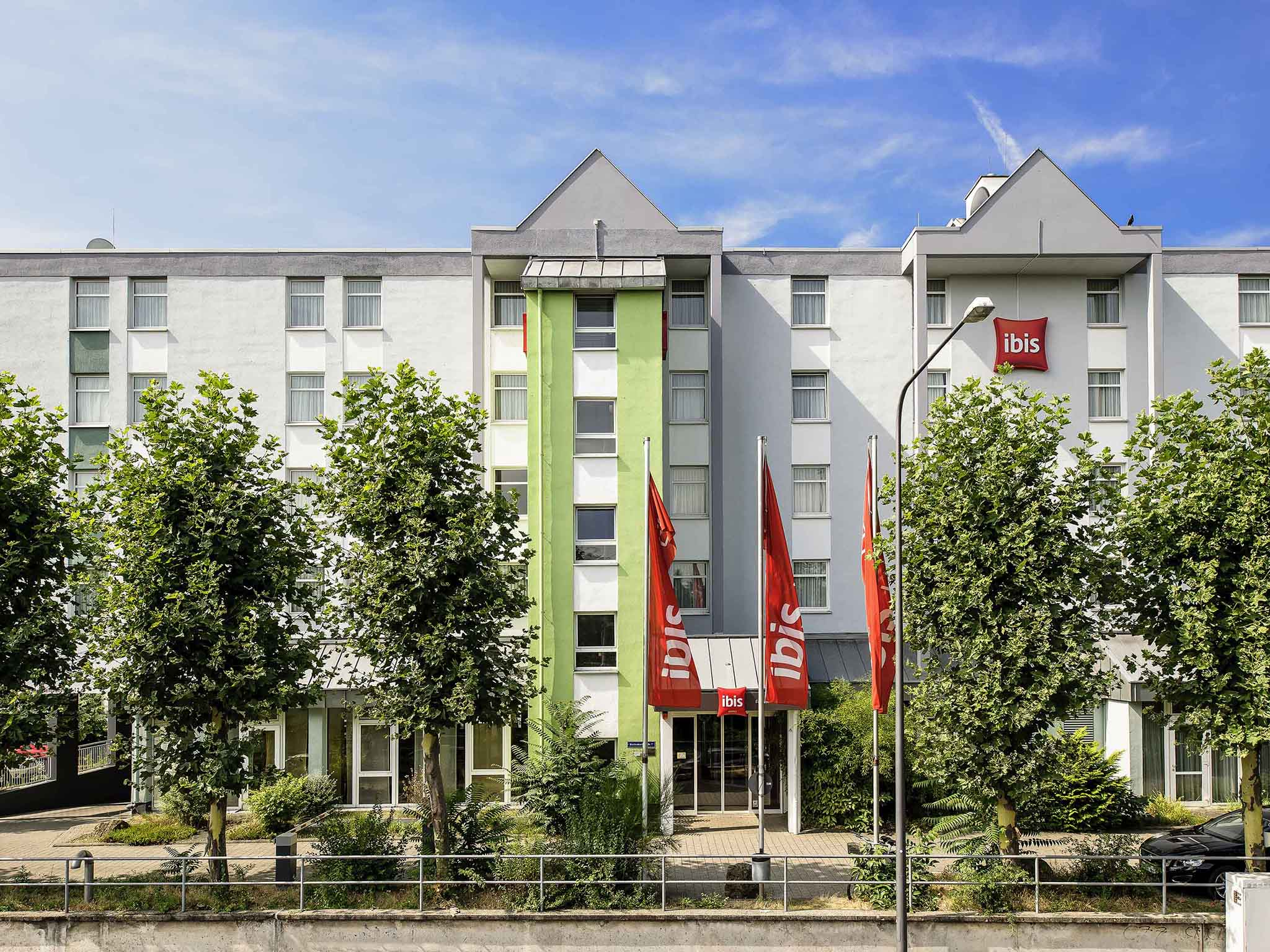 Hotell – ibis Frankfurt Messe West