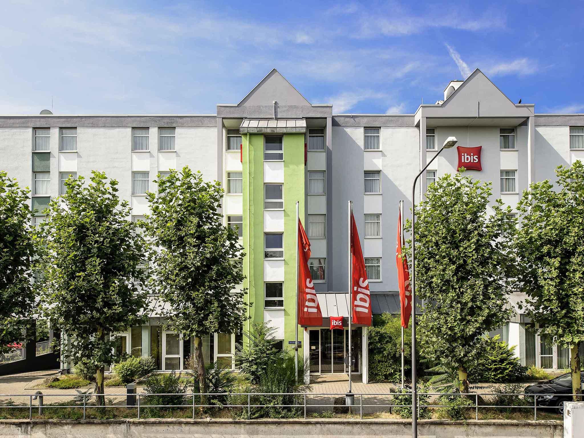 Отель — ibis Франкфурт Сити Запад