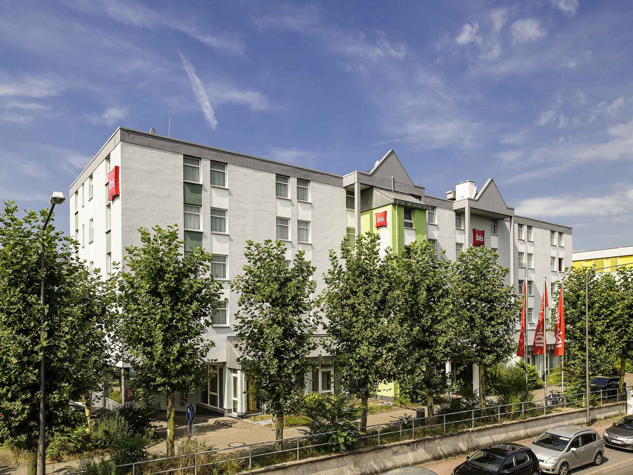 Hotel Ibis Frankfurt Messe West