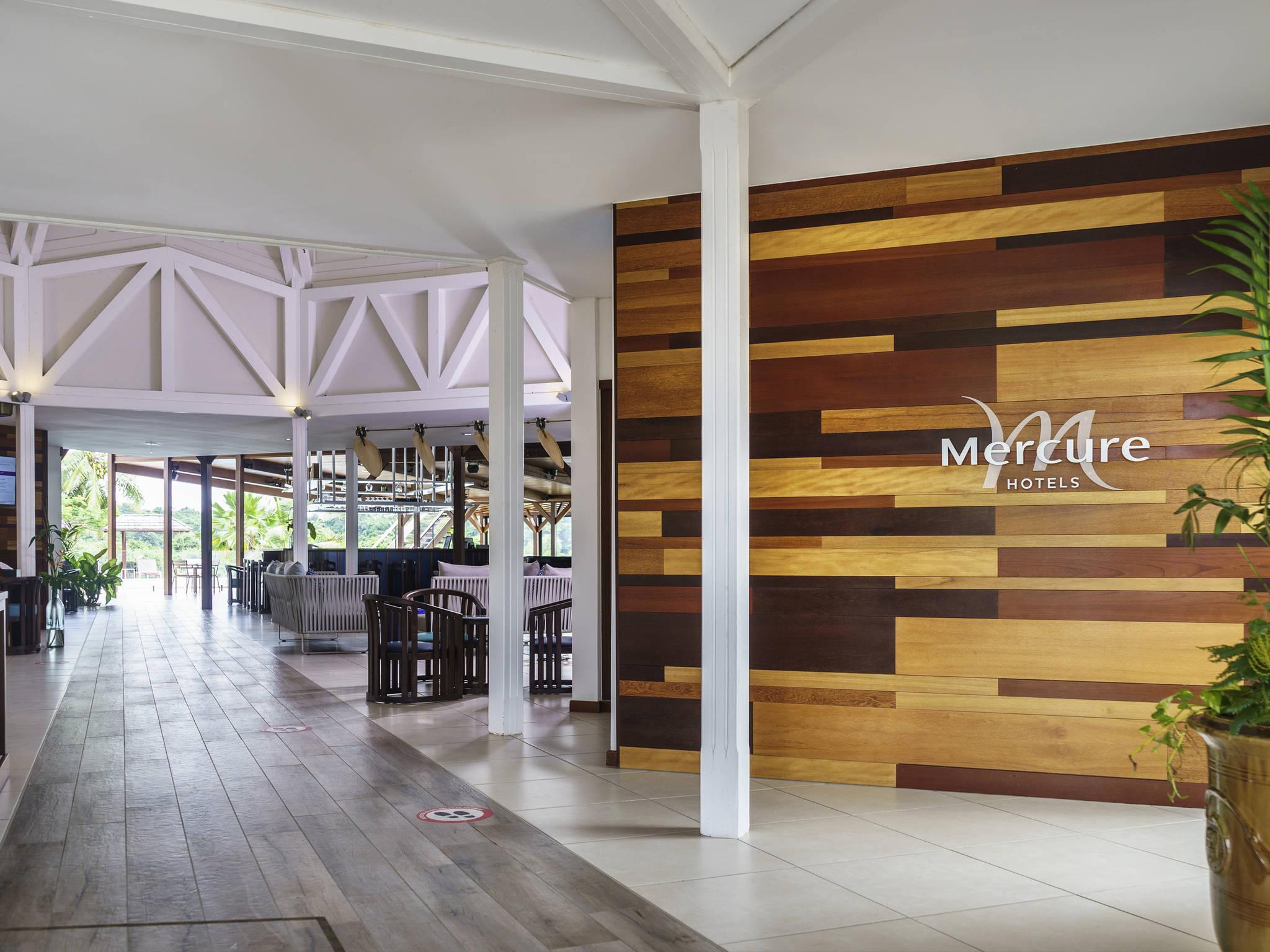 โรงแรม – Hôtel Mercure Kourou Ariatel