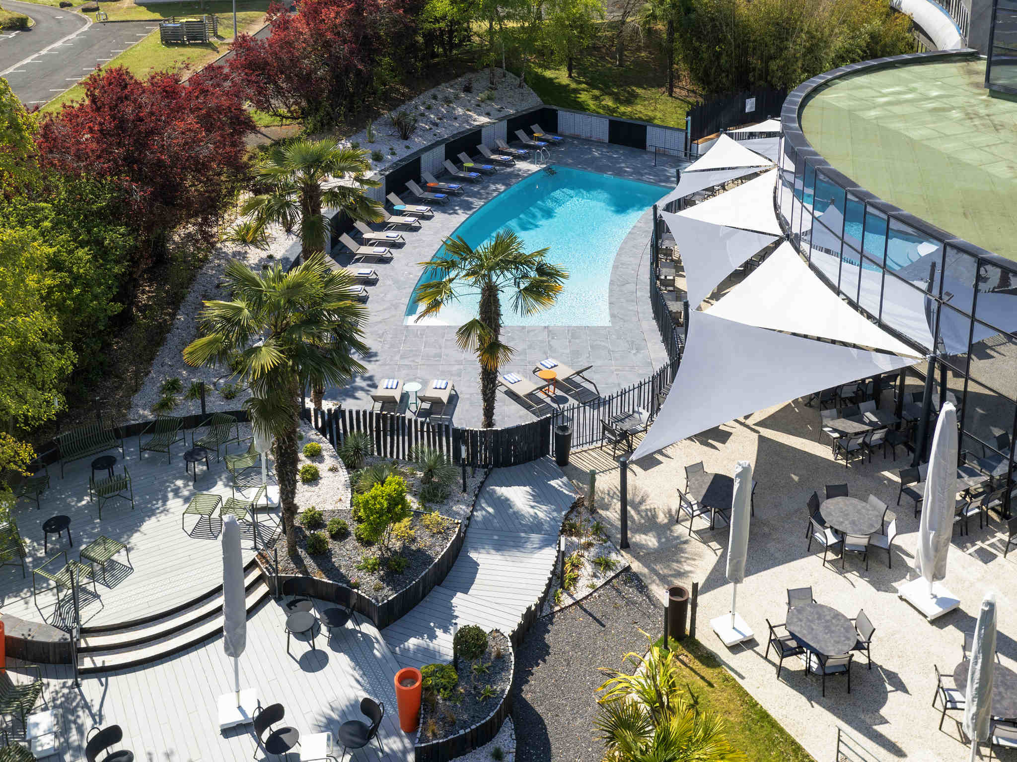 Hotell – Novotel Poitiers Site du Futuroscope