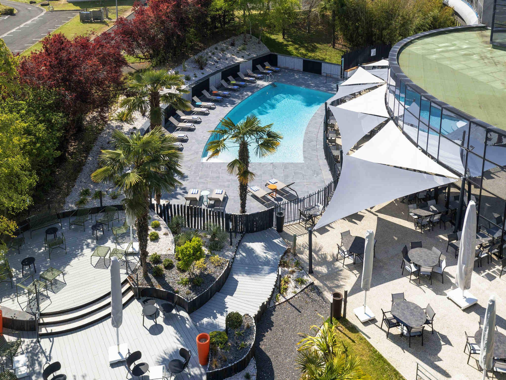 โรงแรม – Novotel Poitiers Site du Futuroscope