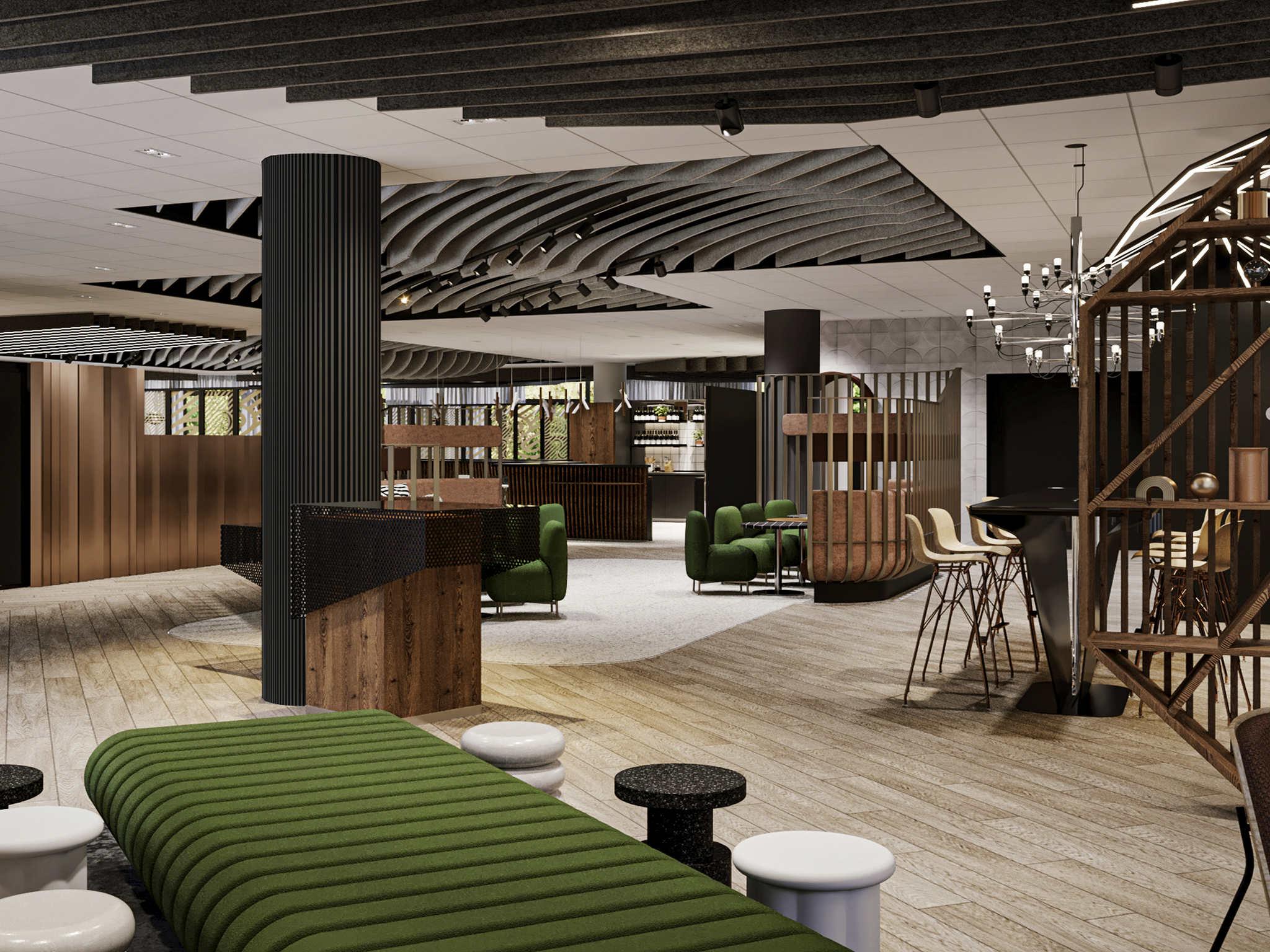 Hotel en CHASSENEUIL DU POITOU - Novotel Poitiers Site du Futuroscope