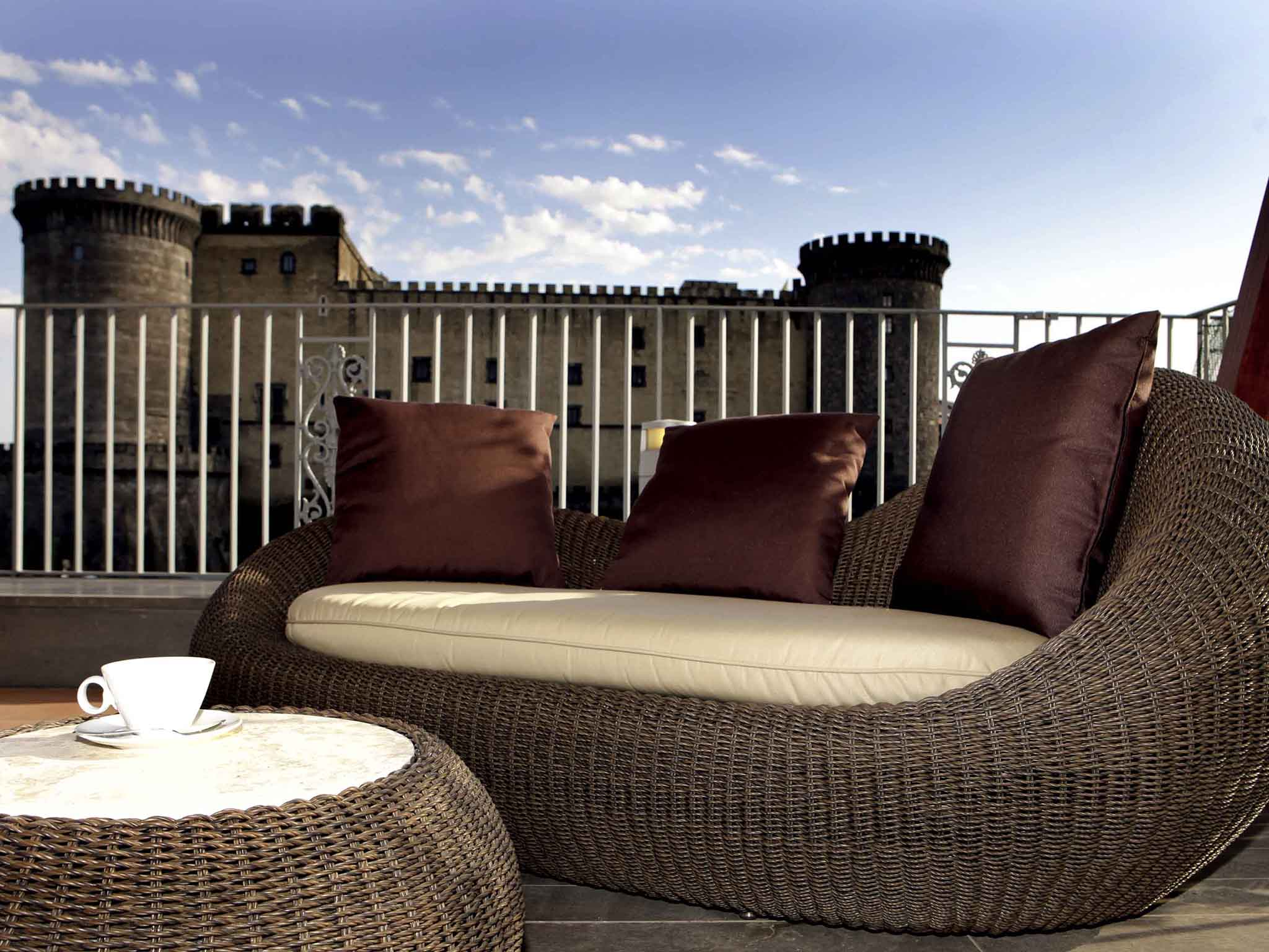 Hotel - Mercure Napoli Centro Angioino